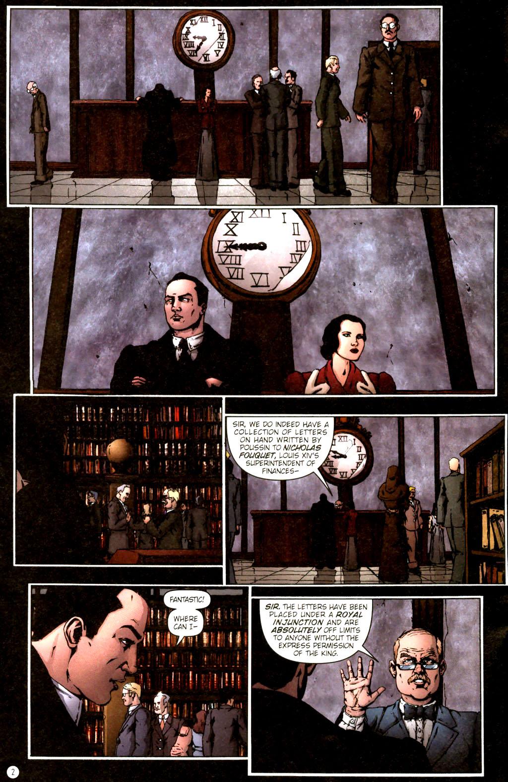 Read online Rex Mundi comic -  Issue #9 - 6