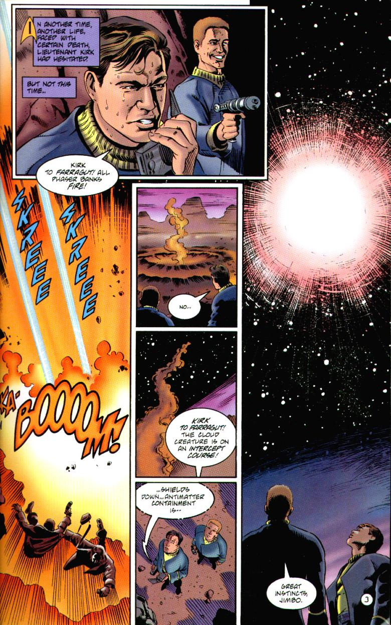 Read online Star Trek: The Ashes of Eden comic -  Issue # Full - 7