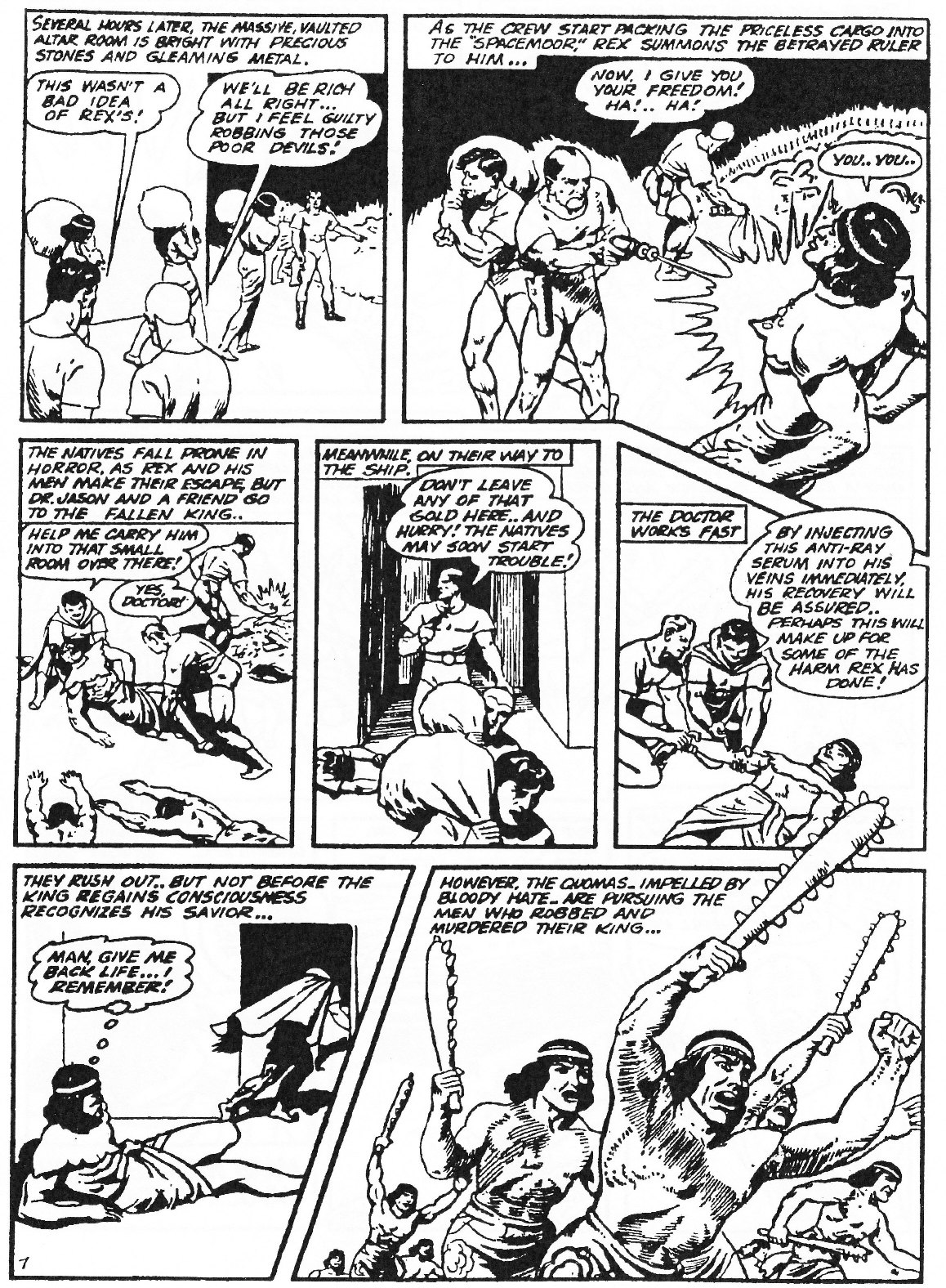 Read online Men of Mystery Comics comic -  Issue #81 - 175