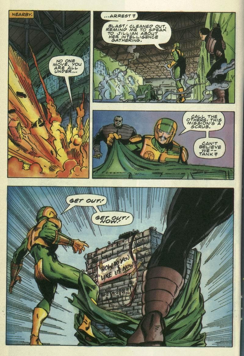Read online Secret Weapons comic -  Issue #15 - 8