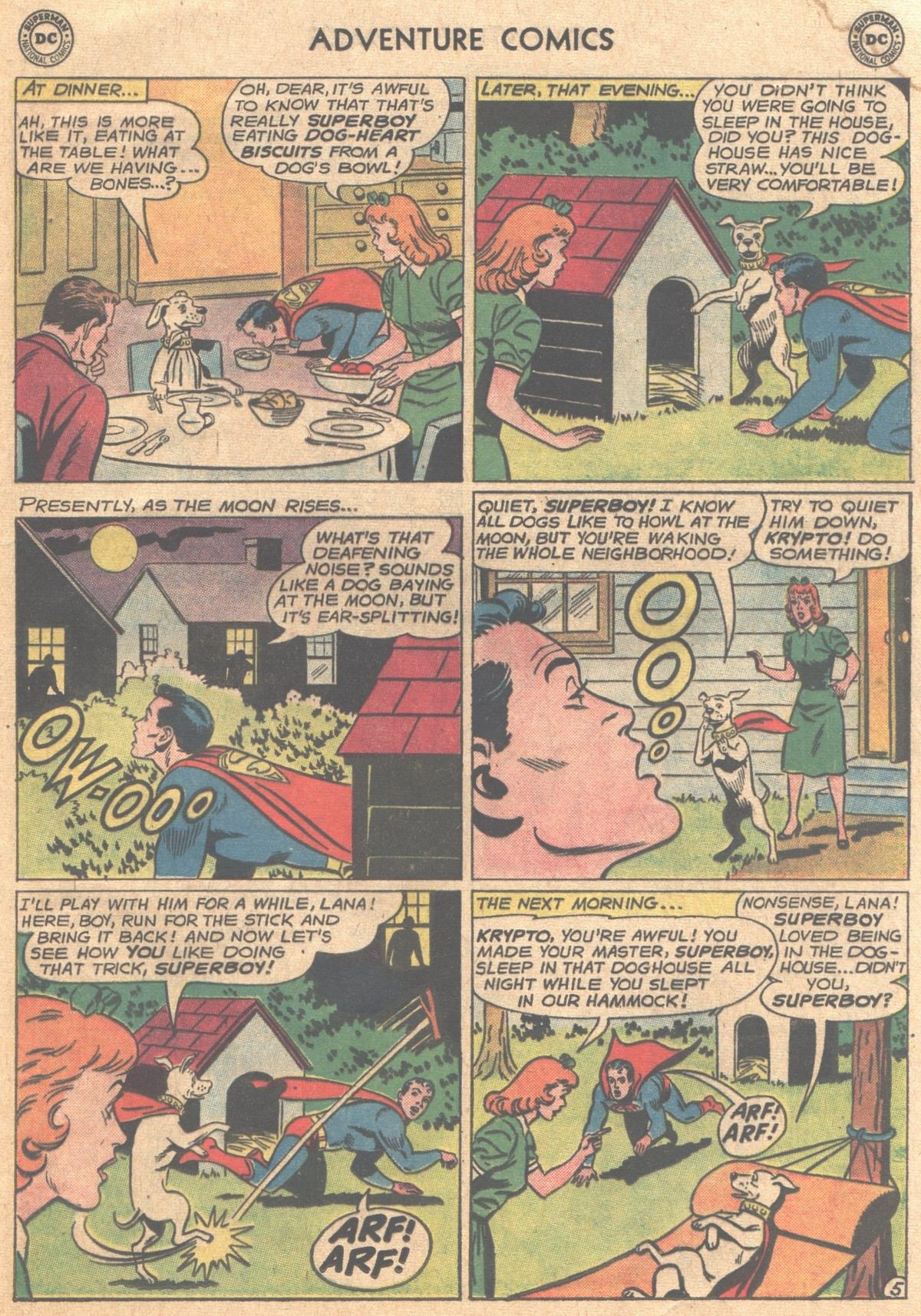 Read online Adventure Comics (1938) comic -  Issue #310 - 29