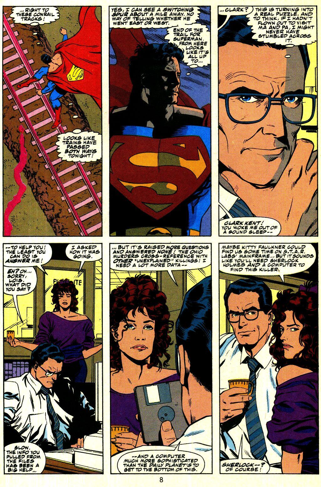 Action Comics (1938) 683 Page 8