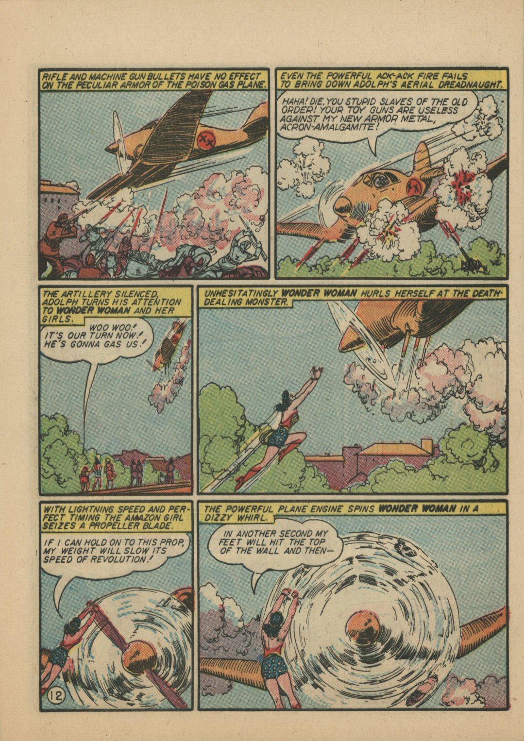 Read online Sensation (Mystery) Comics comic -  Issue #21 - 13