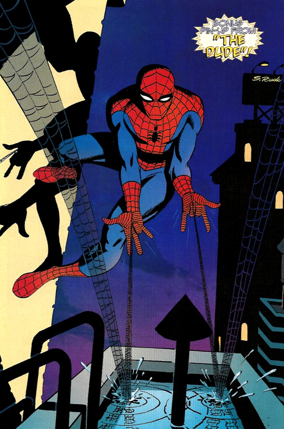 Read online Spider-Man: Lifeline comic -  Issue #1 - 24