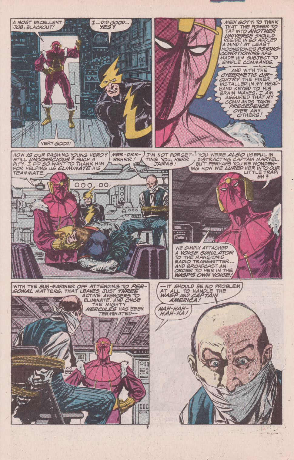 The Avengers (1963) 274 Page 7