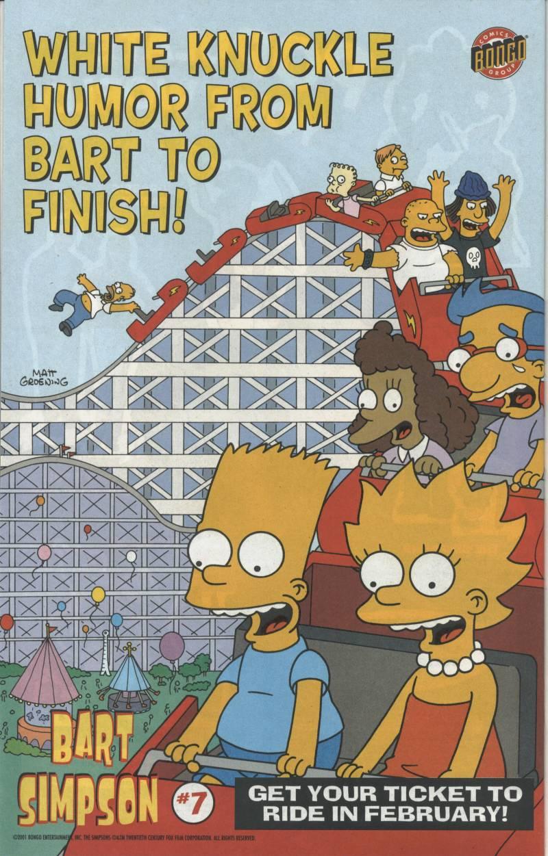 Read online Simpsons Comics comic -  Issue #66 - 27