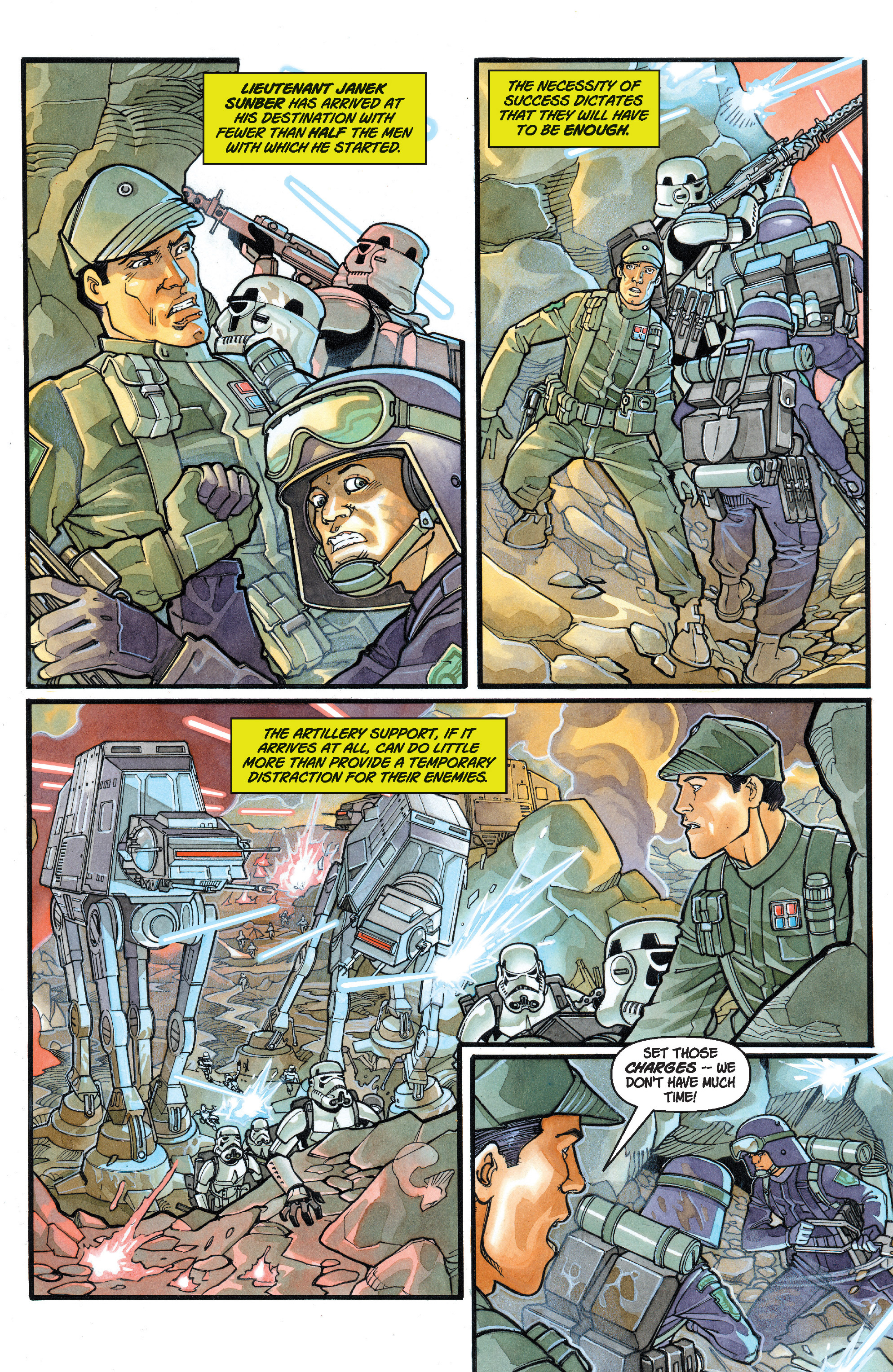 Read online Star Wars Omnibus comic -  Issue # Vol. 22 - 204