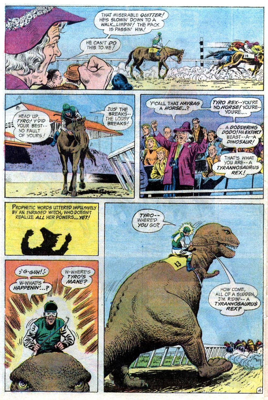 Read online Strange Sports Stories (1973) comic -  Issue #2 - 19
