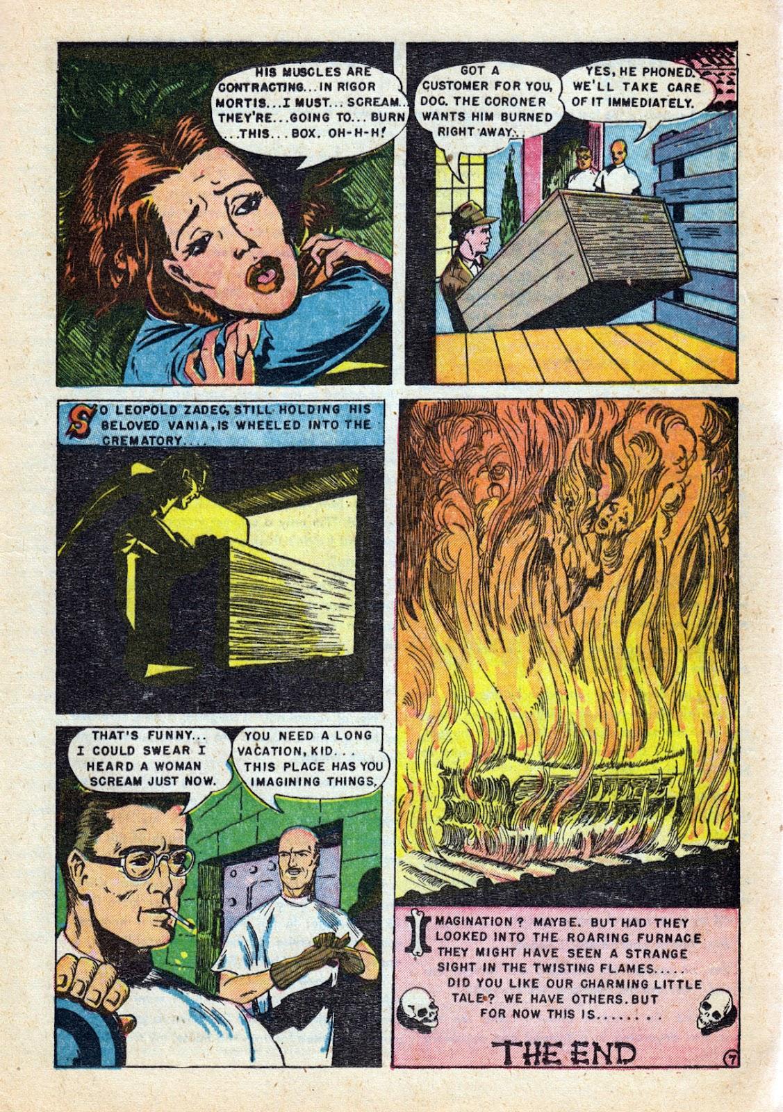 Dark Mysteries issue 1 - Page 17