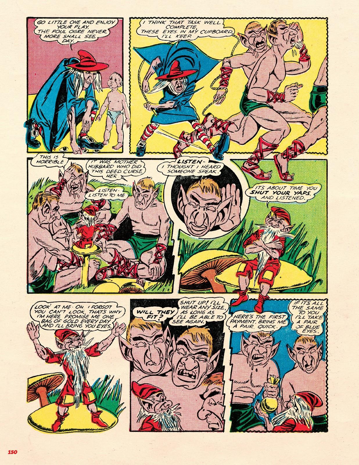 Read online Super Weird Heroes comic -  Issue # TPB 2 (Part 2) - 50