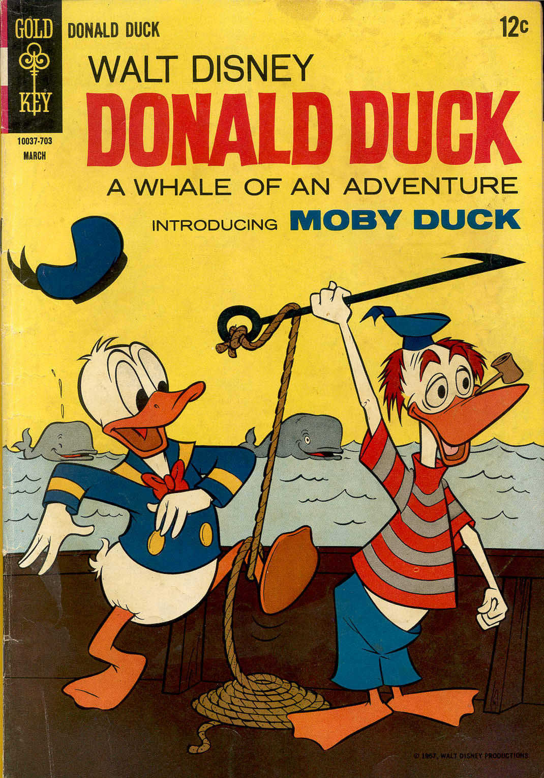 Donald Duck (1962) 112 Page 1