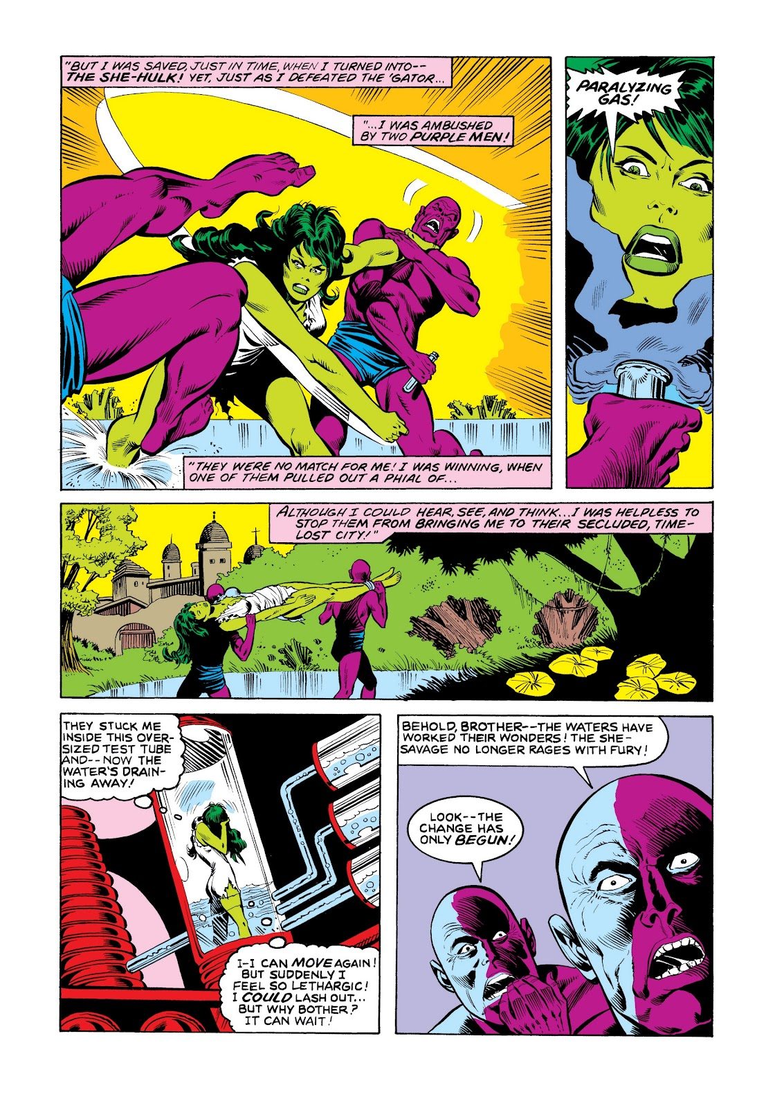 Marvel Masterworks: The Savage She-Hulk issue TPB_1_(Part_2) - Page 39