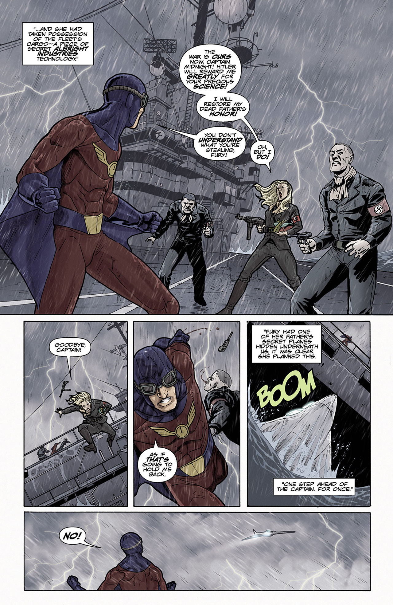 Read online Two Past Midnight comic -  Issue #3 - 28