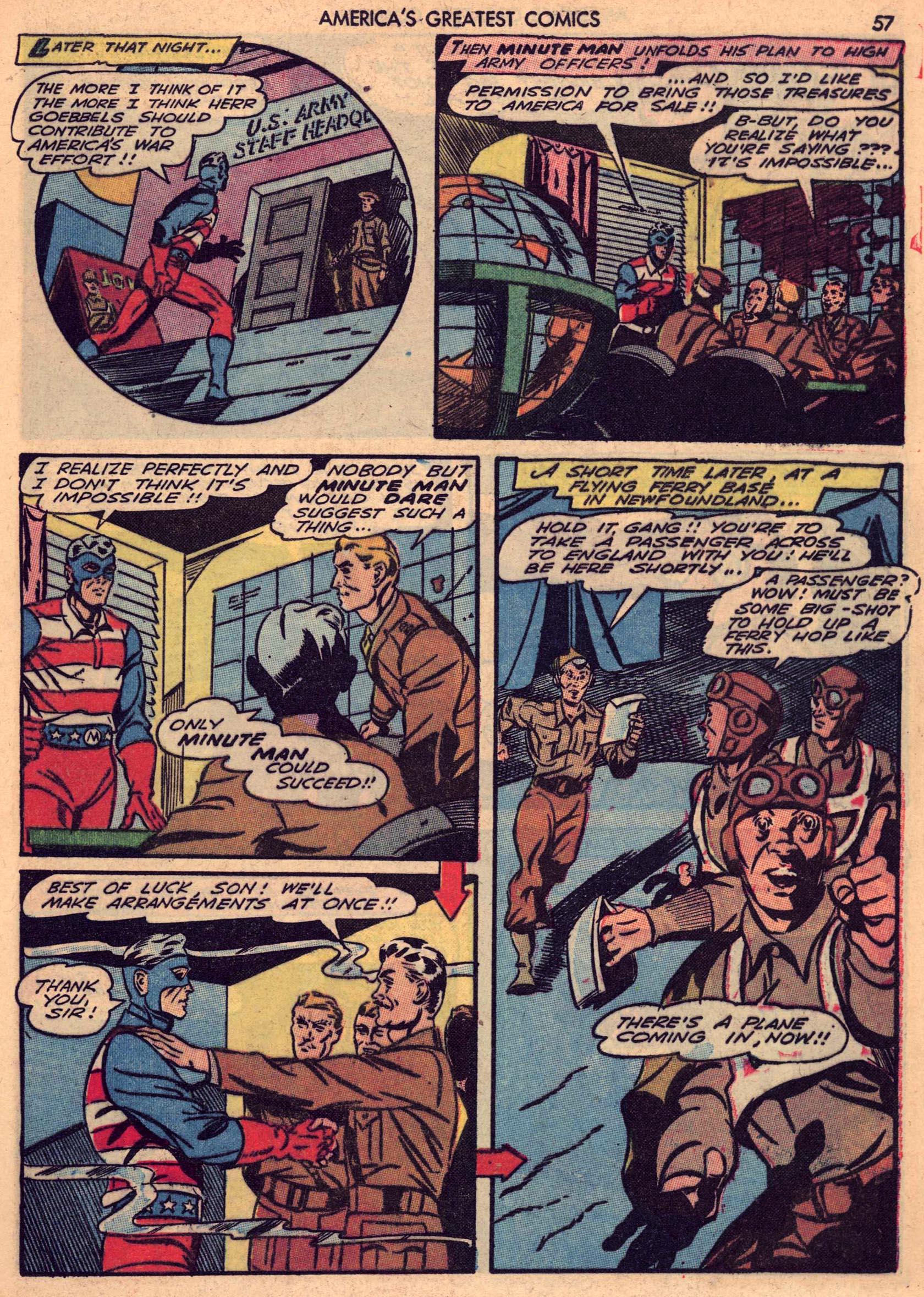Read online America's Greatest Comics comic -  Issue #7 - 56