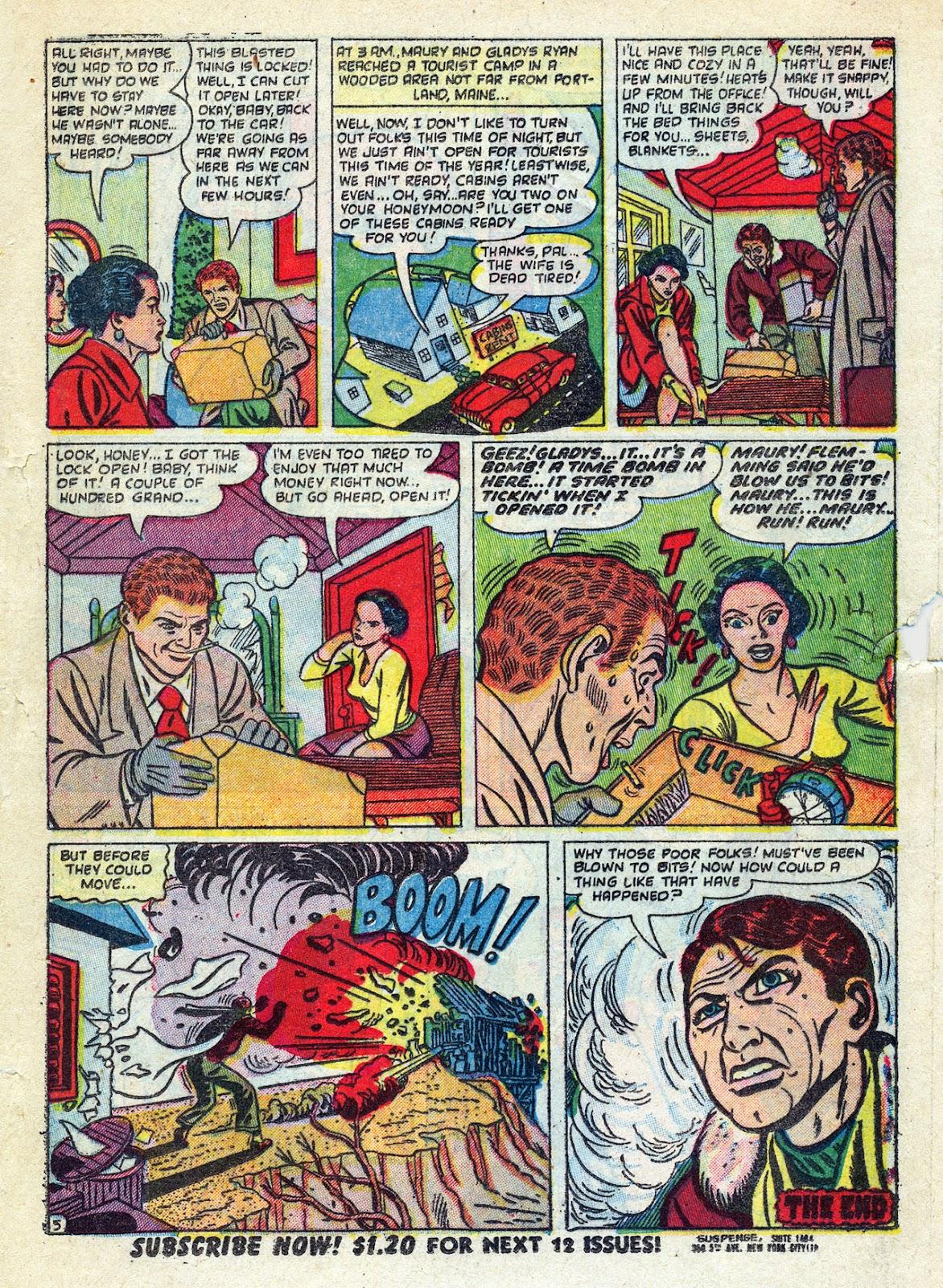 Suspense issue 11 - Page 23