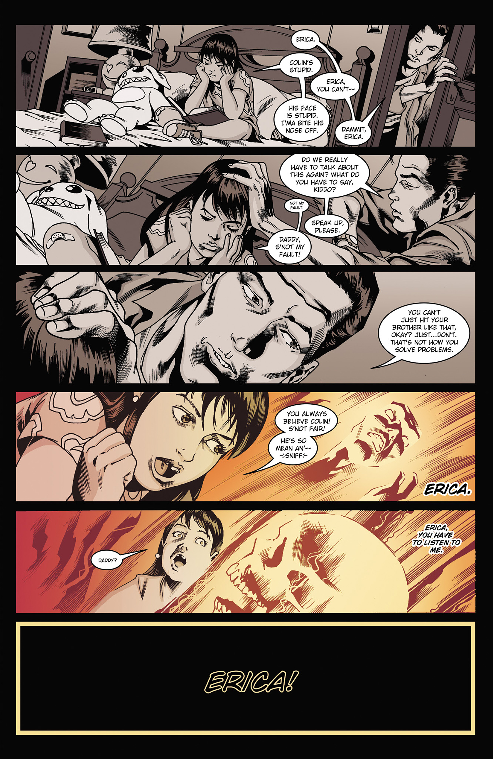 Read online Solar: Man of the Atom (2014) comic -  Issue #2 - 5