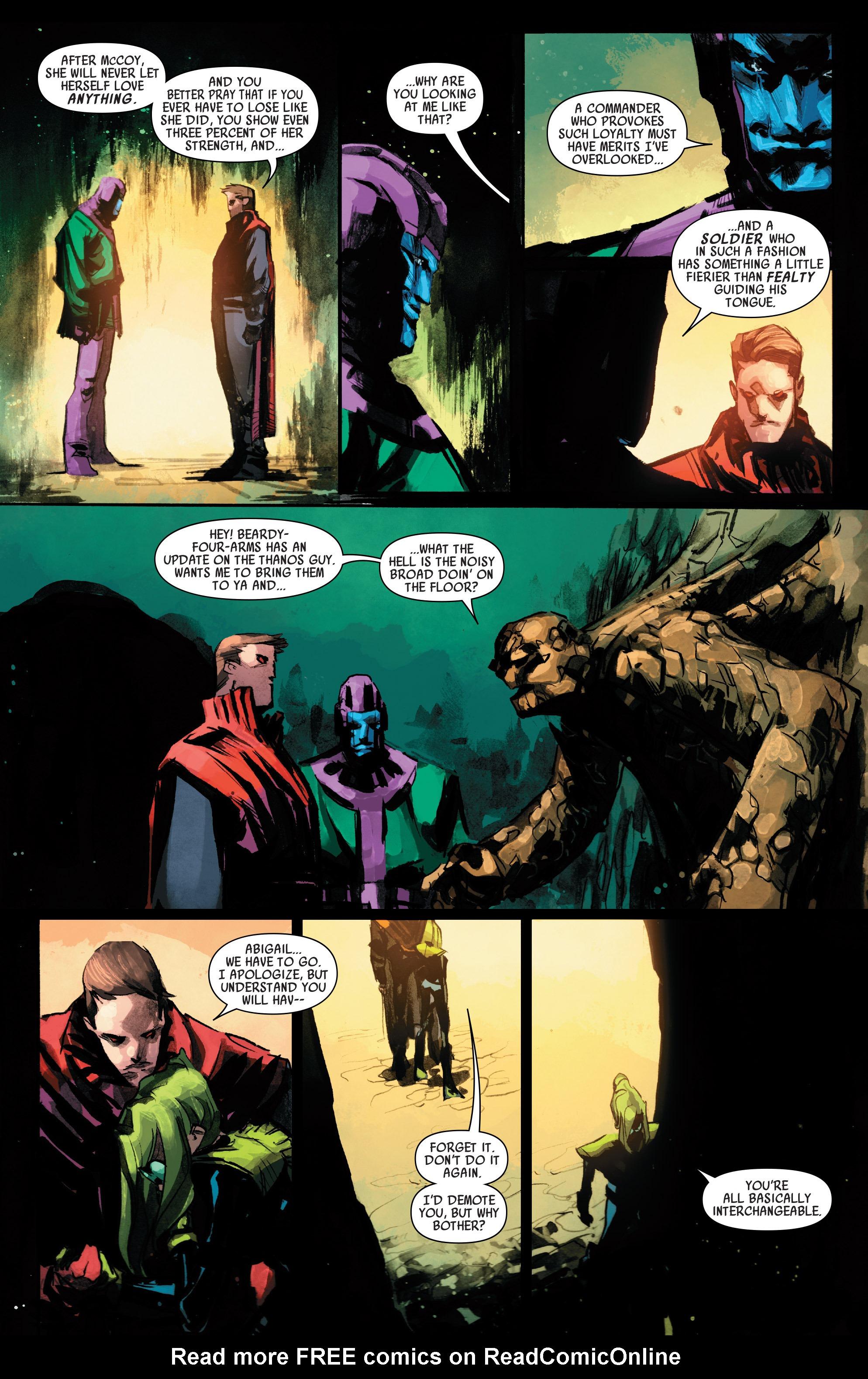 Read online Siege (2015) comic -  Issue #2 - 10