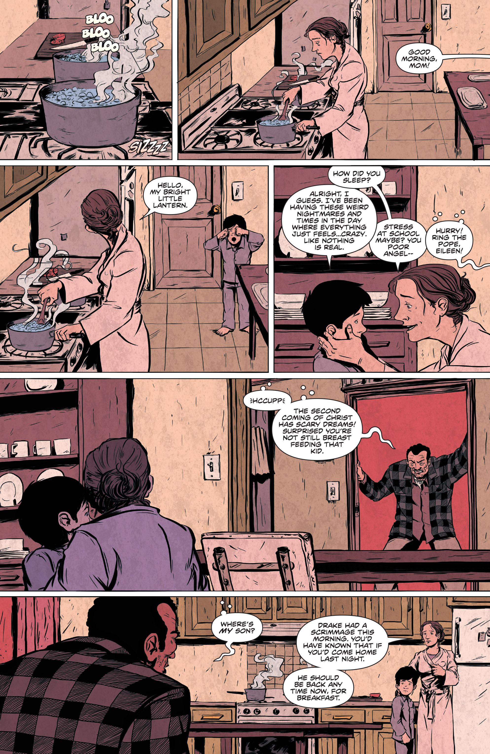 Read online Translucid comic -  Issue #2 - 11