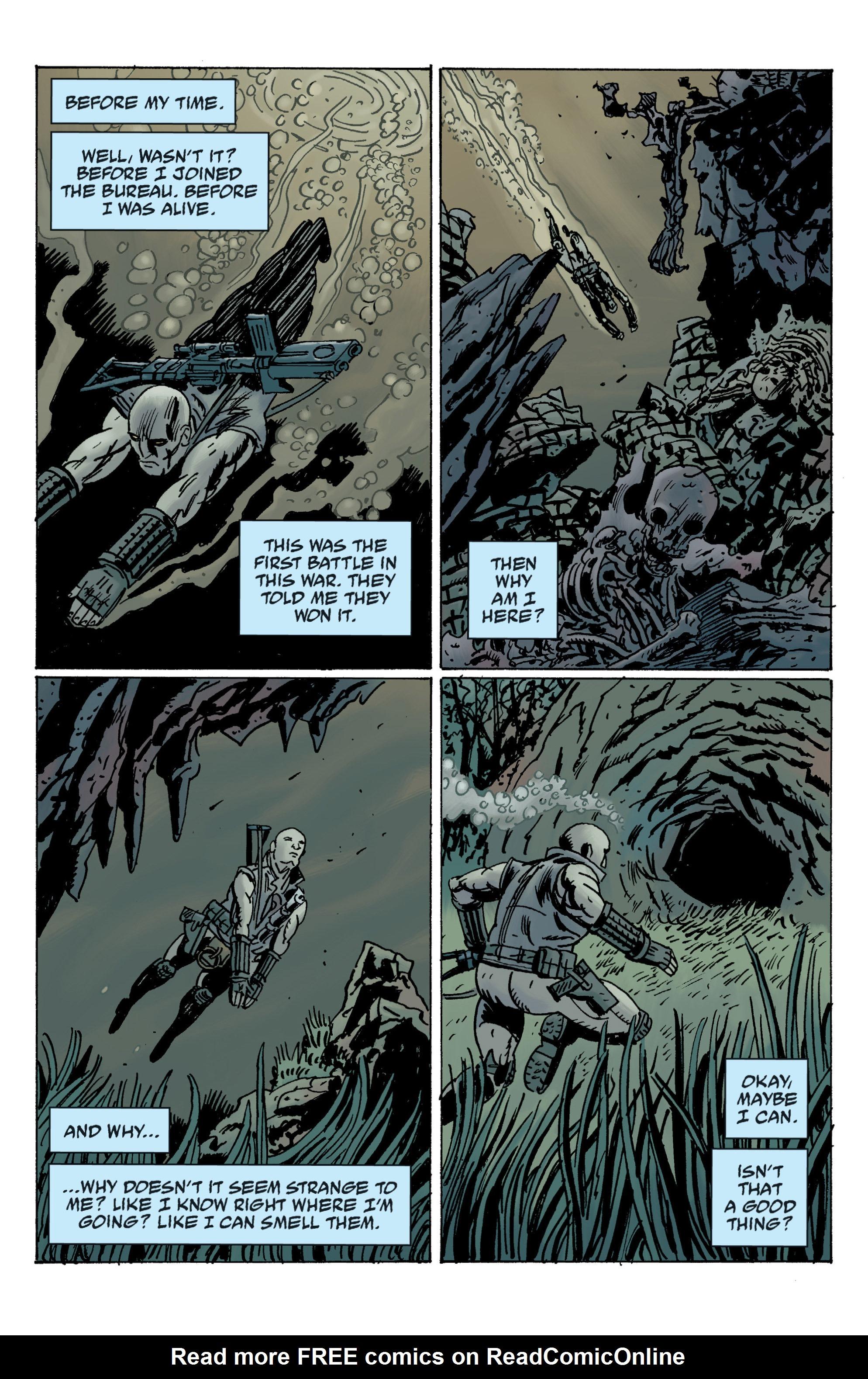 Read online B.P.R.D. (2003) comic -  Issue # TPB 12 - 14