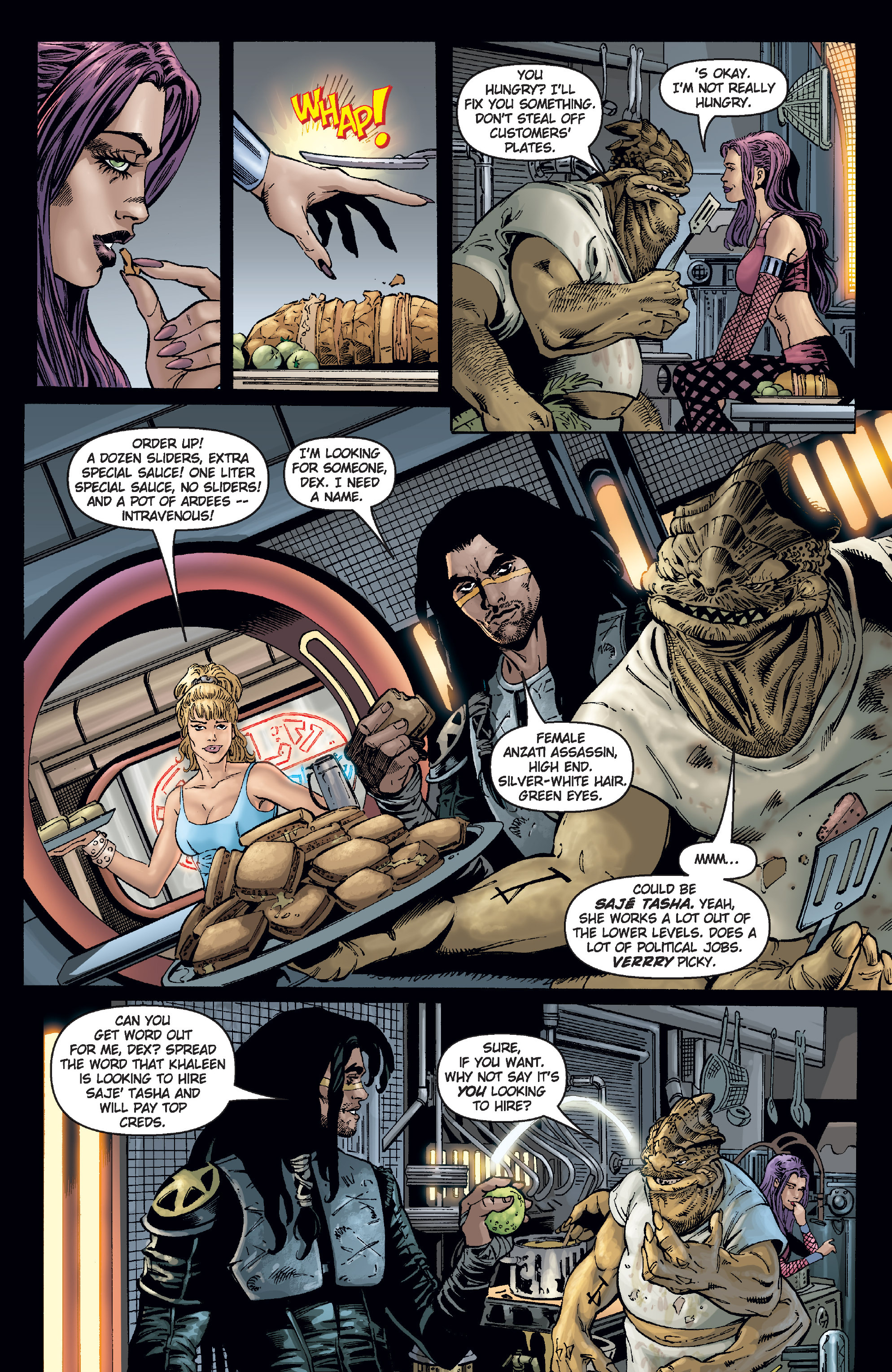 Read online Star Wars Omnibus comic -  Issue # Vol. 26 - 221