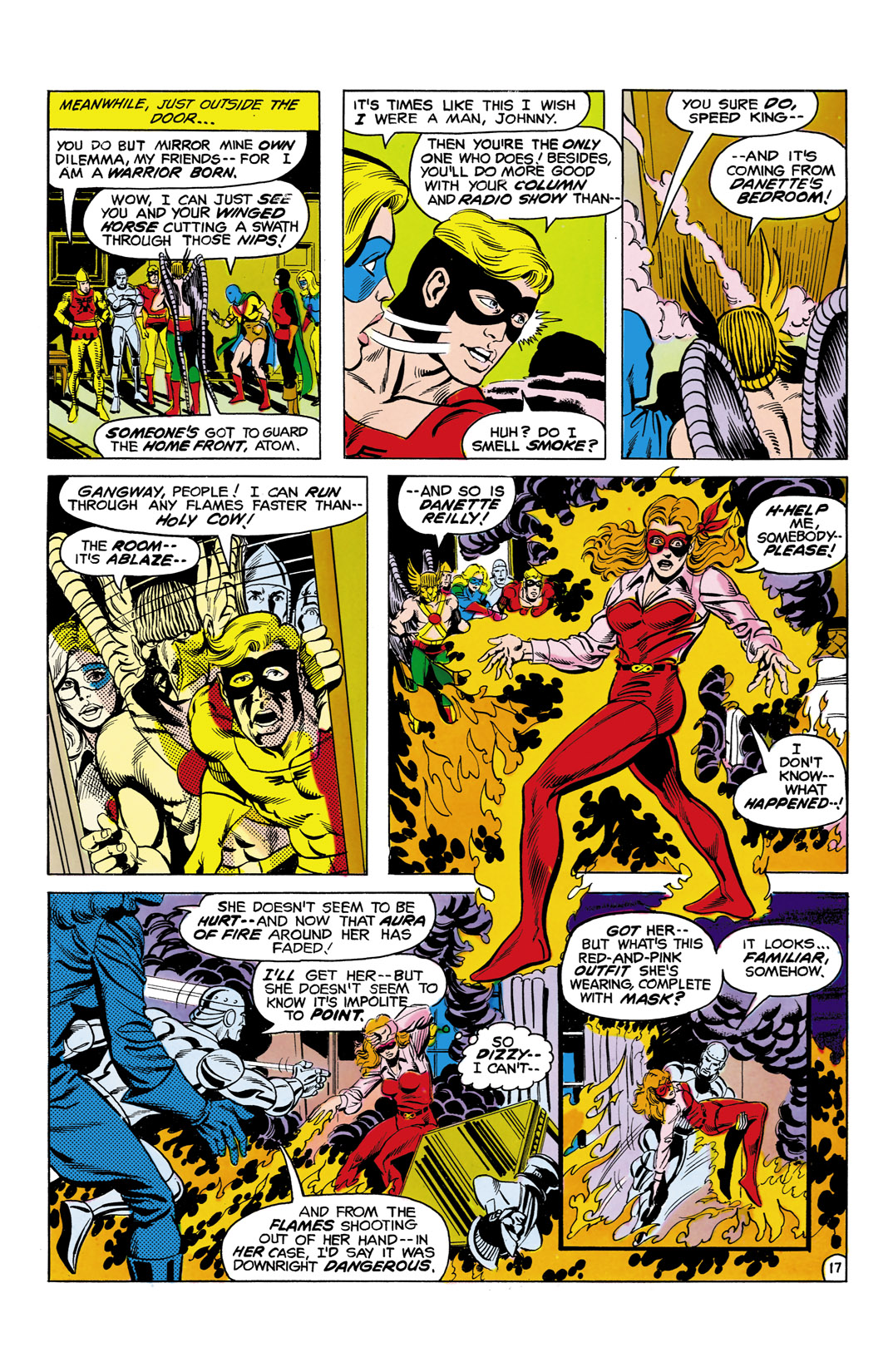 Read online All-Star Squadron comic -  Issue #5 - 18