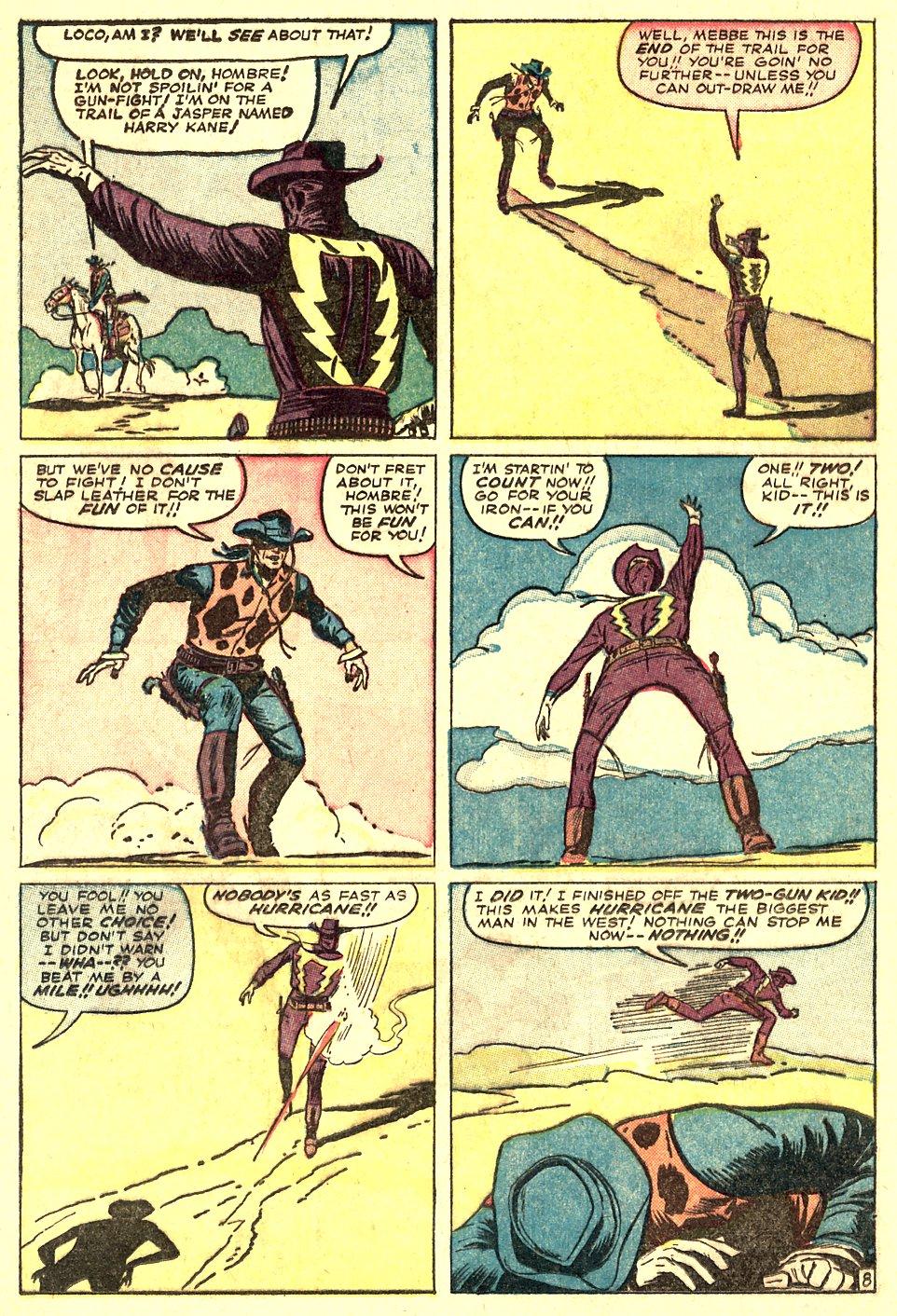 Read online Two-Gun Kid comic -  Issue #70 - 12