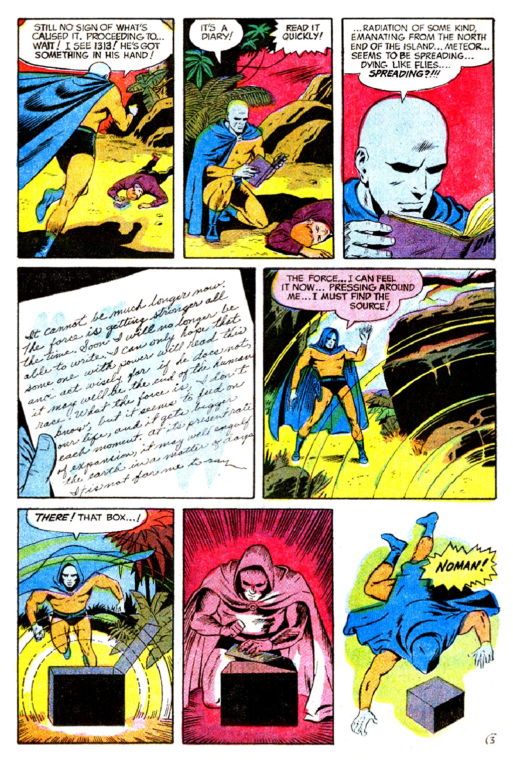 T.H.U.N.D.E.R. Agents (1965) issue 9 - Page 45