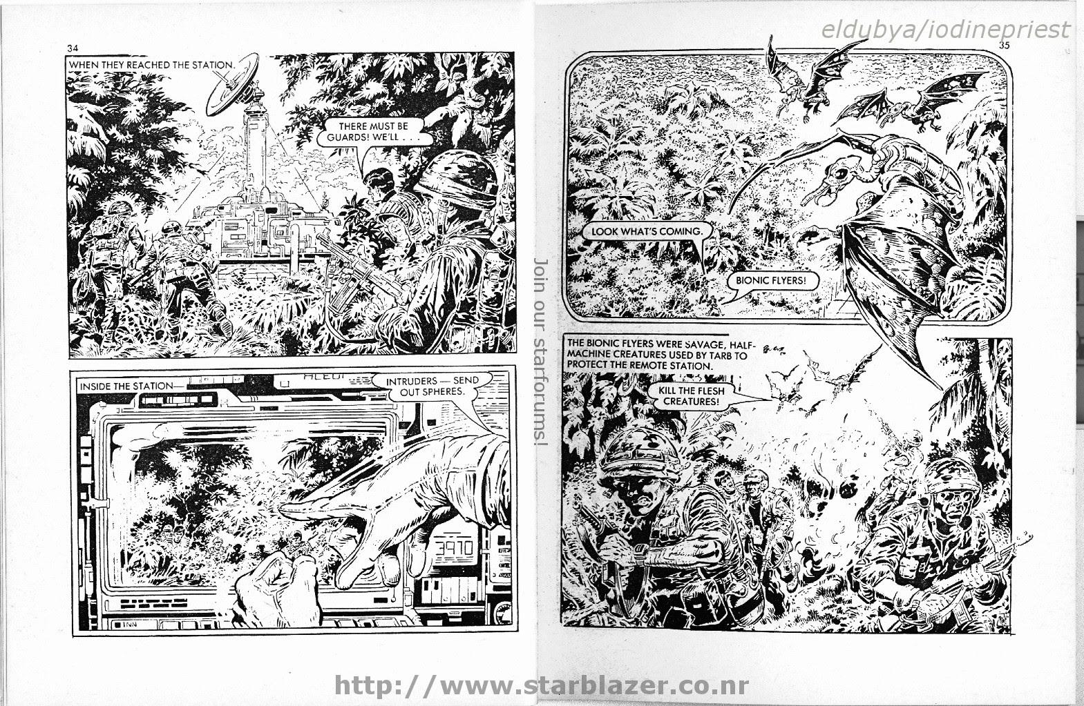 Starblazer issue 155 - Page 19