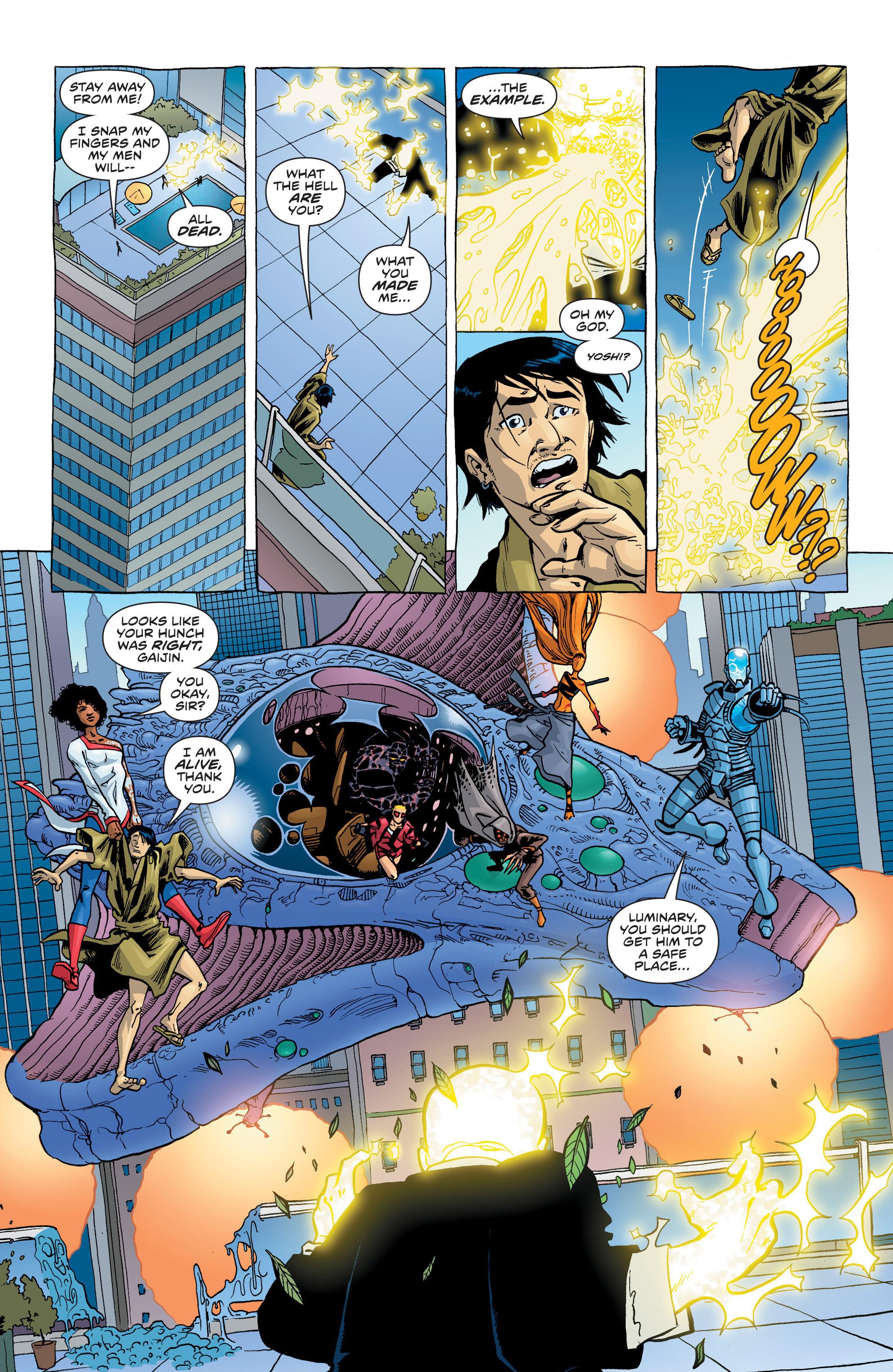 Read online Secret Identities comic -  Issue # _TPB - 67