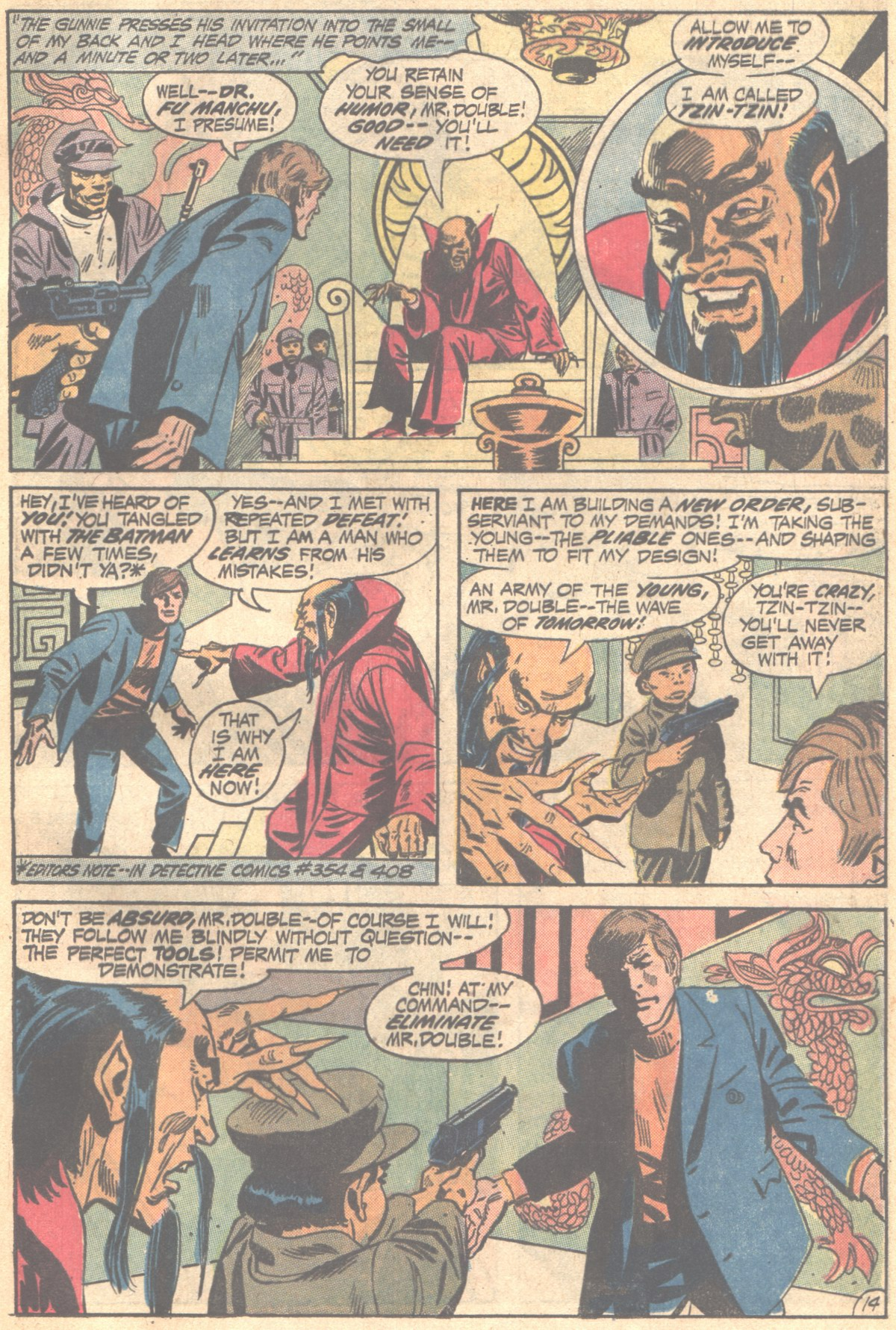 Read online Adventure Comics (1938) comic -  Issue #418 - 17