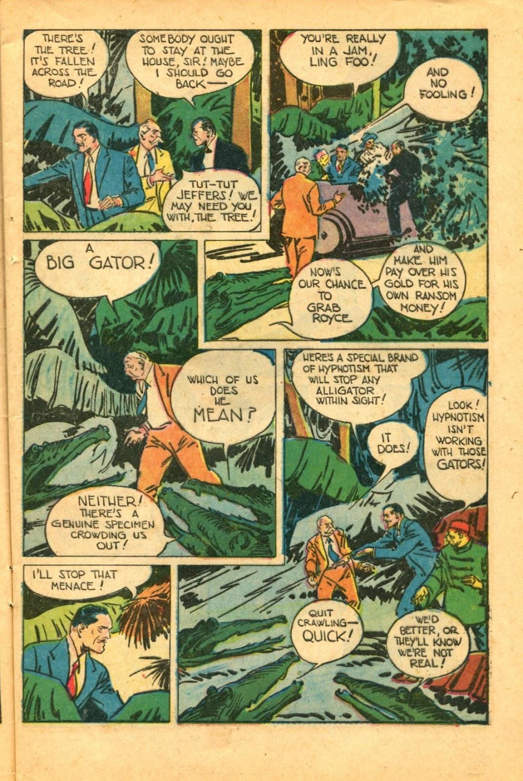 Read online Super-Magician Comics comic -  Issue #49 - 9