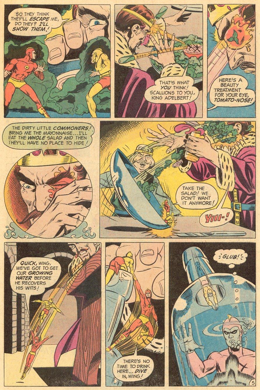 Read online Adventure Comics (1938) comic -  Issue #440 - 23