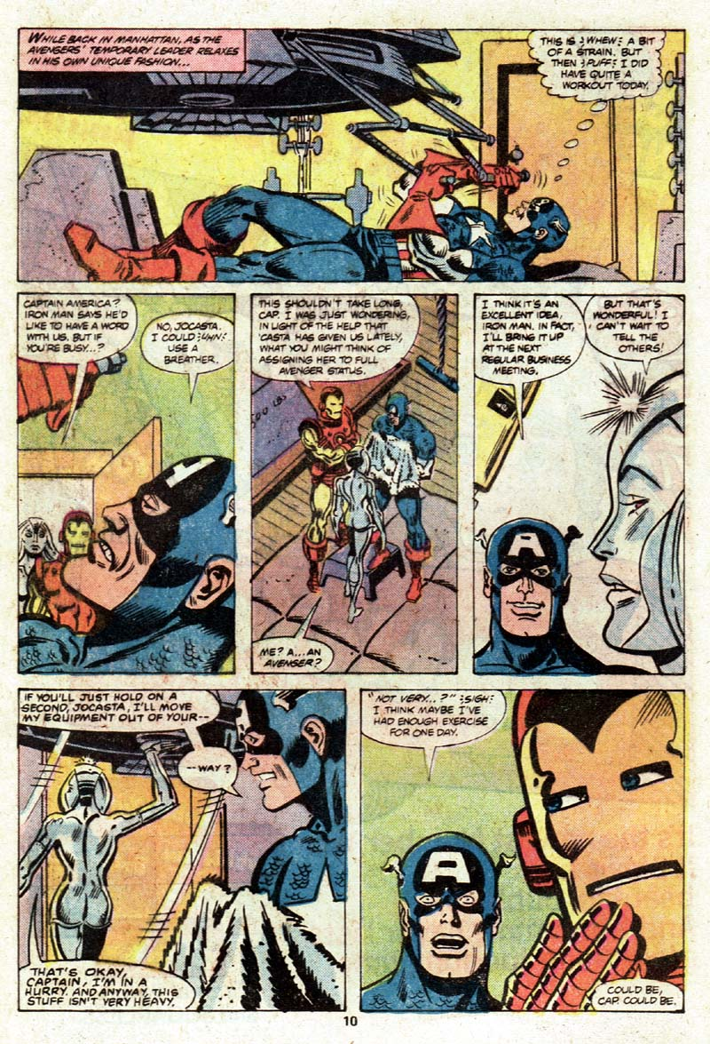 The Avengers (1963) 197 Page 6