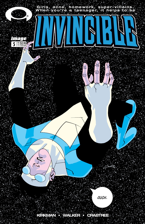 Invincible (2003) 5 Page 1