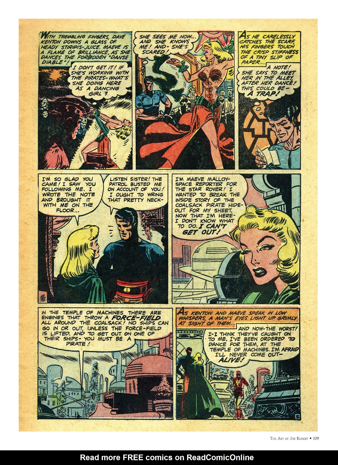Read online The Art of Joe Kubert comic -  Issue # TPB (Part 2) - 9