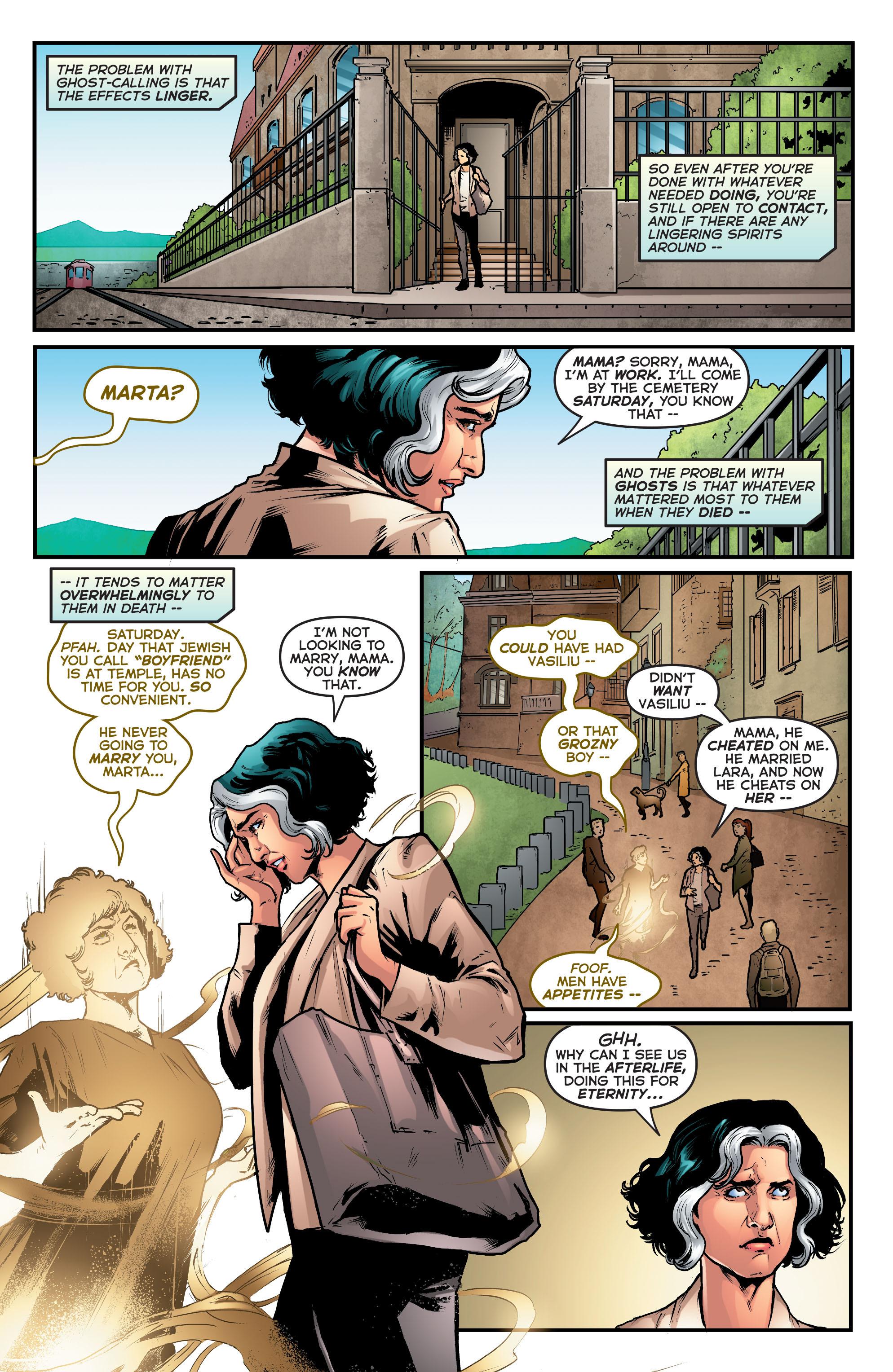 Read online Astro City comic -  Issue #39 - 10