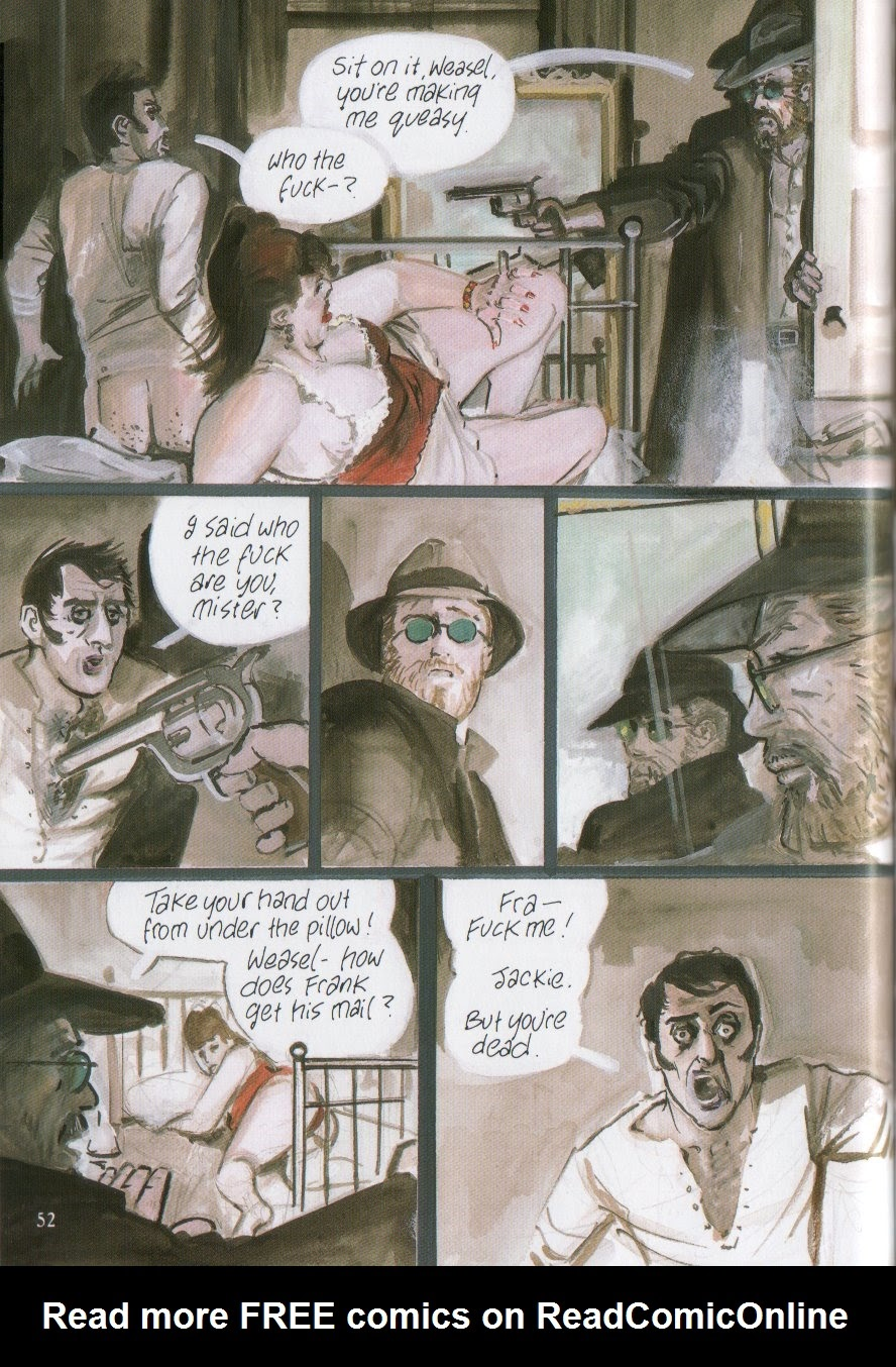 Read online The Black Diamond Detective Agency comic -  Issue # TPB - 52