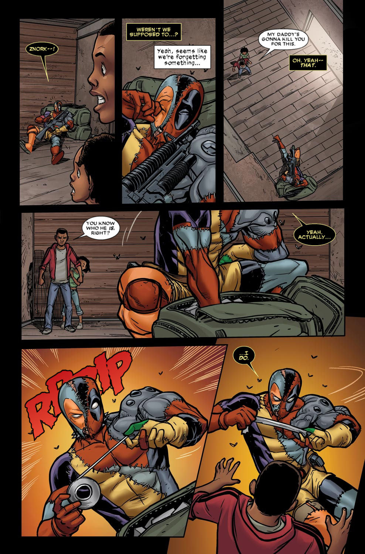 Read online Deadpool (2008) comic -  Issue #48 - 5