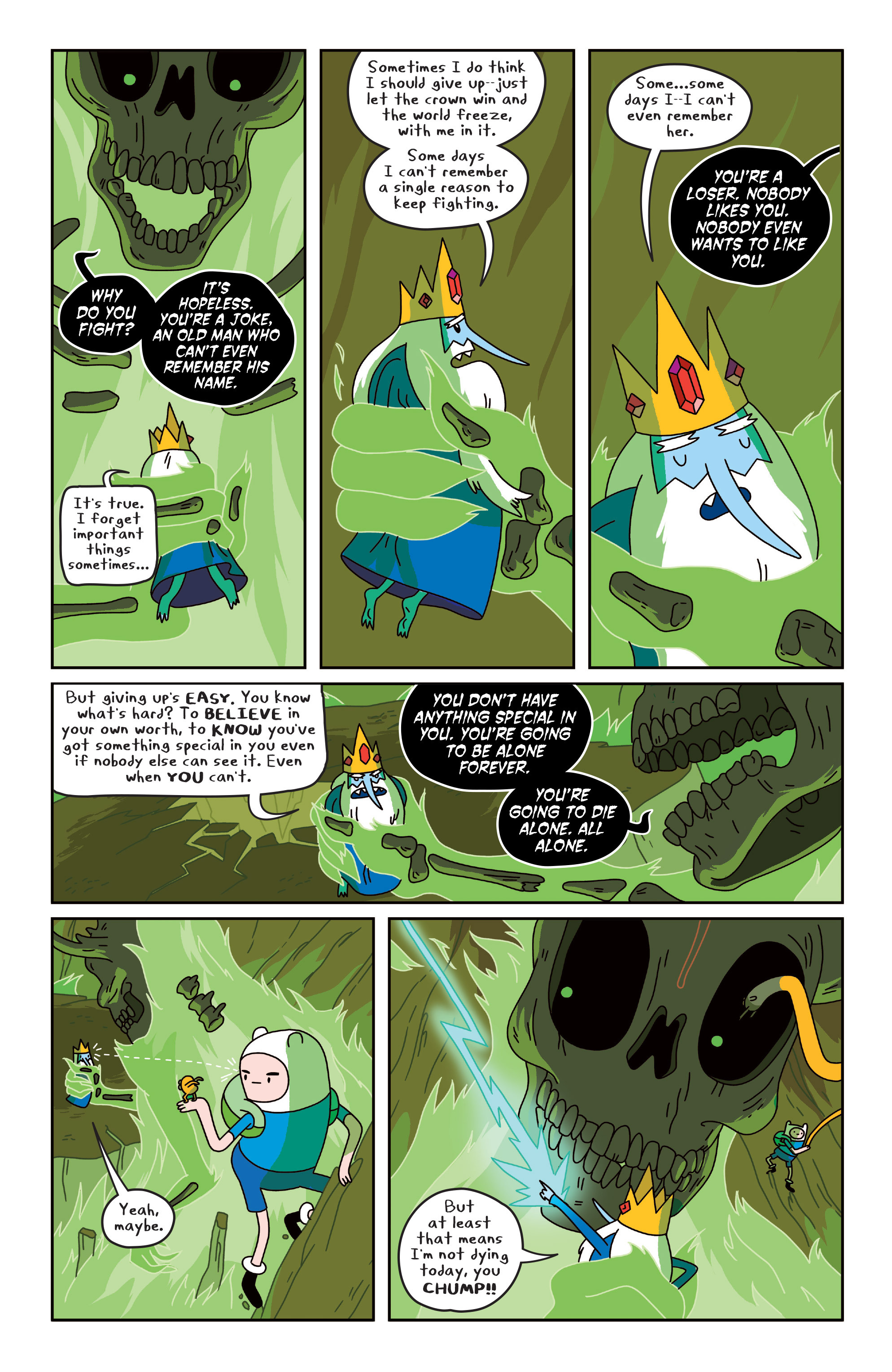 Read online Adventure Time comic -  Issue #Adventure Time _TPB 4 - 93