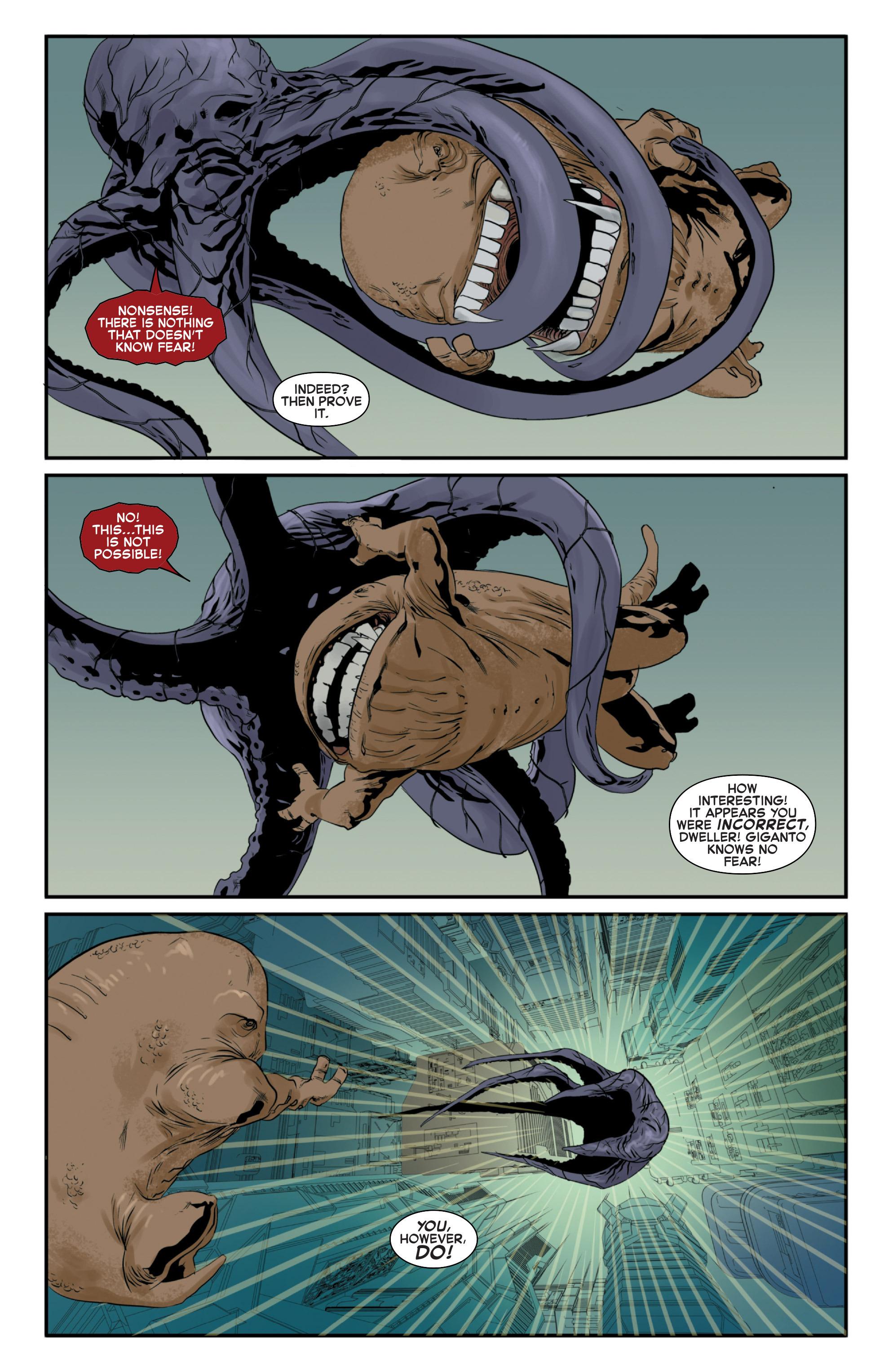 Read online Secret Wars 2099 comic -  Issue #5 - 16