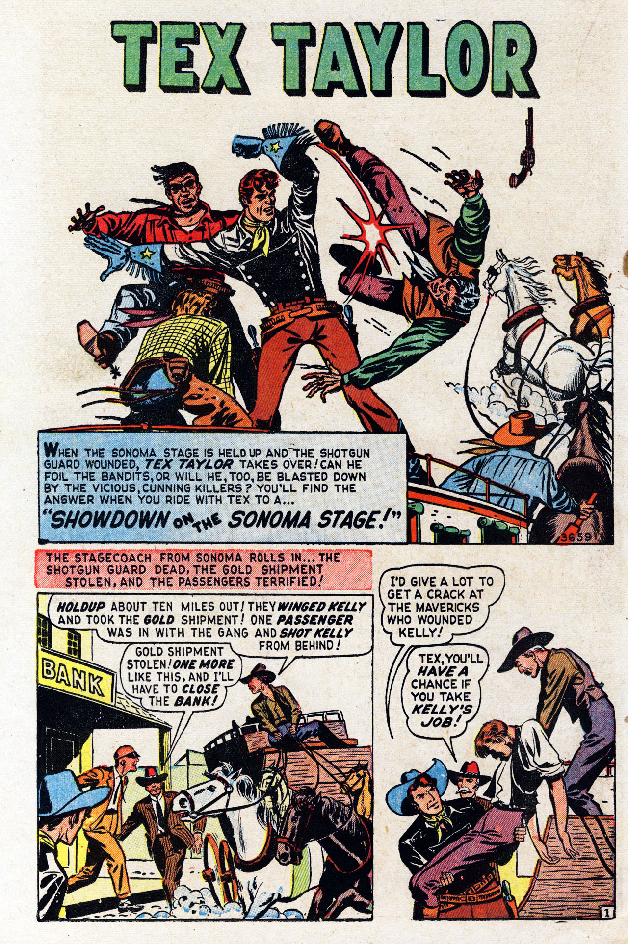Read online Two-Gun Kid comic -  Issue #6 - 20