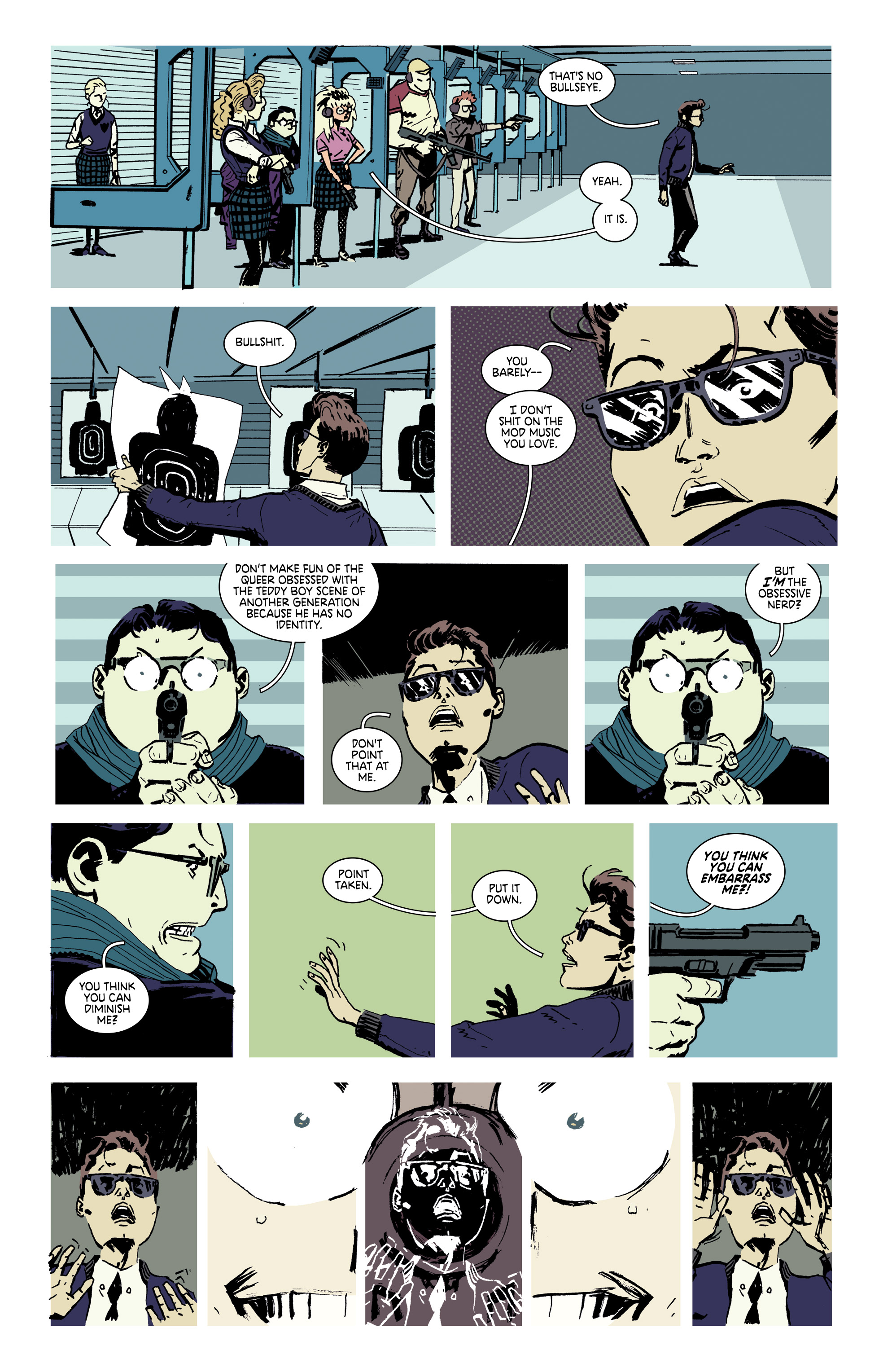 Read online Deadly Class comic -  Issue #28 - 15