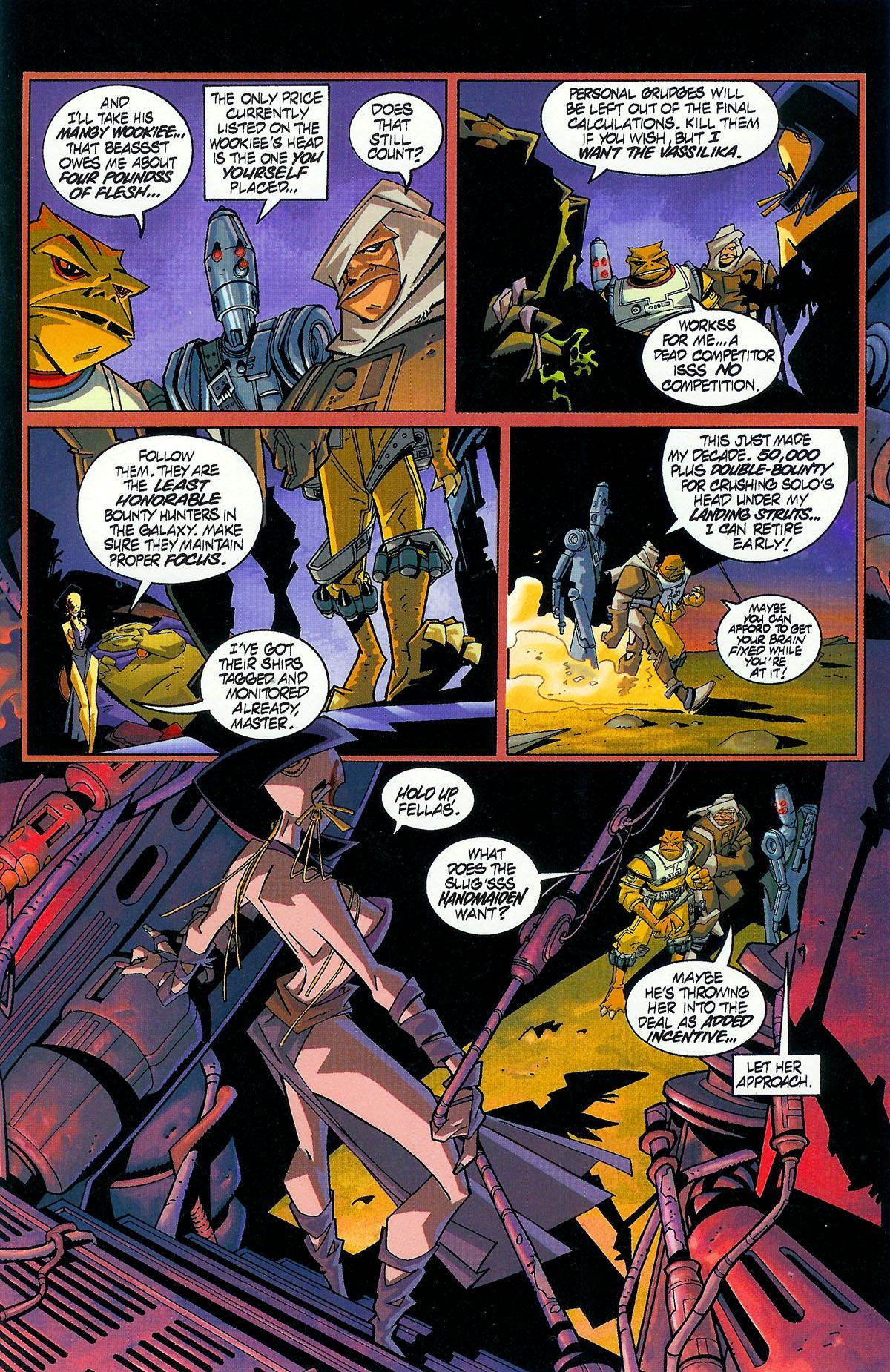 Read online Star Wars Omnibus comic -  Issue # Vol. 12 - 112