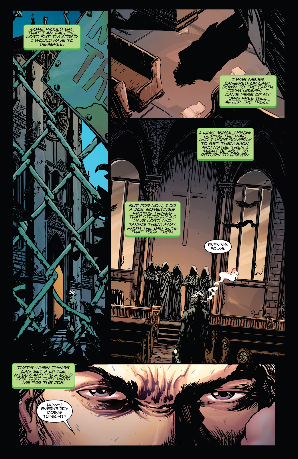 Read online Vampirella Strikes comic -  Issue #2 - 7