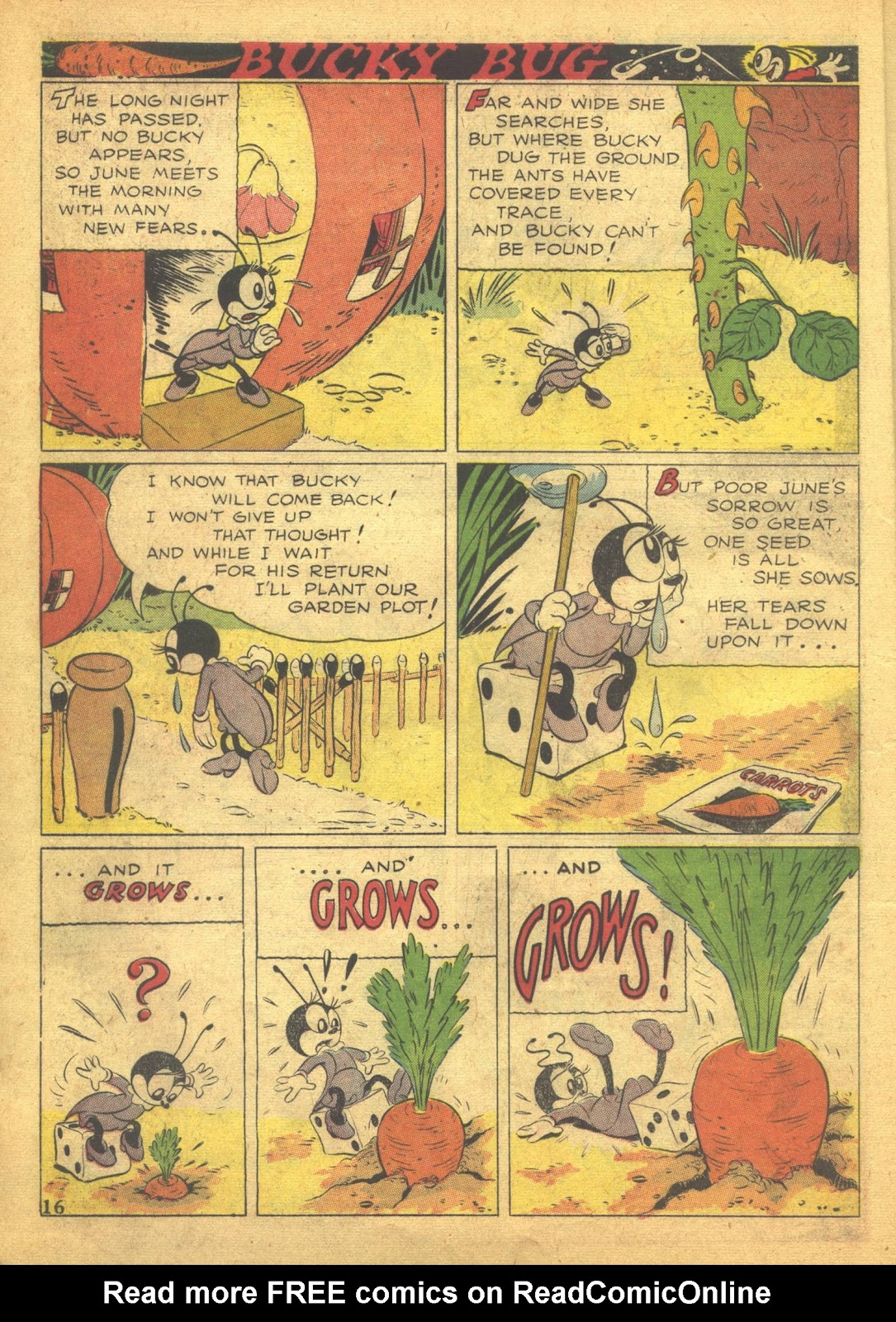 Walt Disney's Comics and Stories issue 41 - Page 18