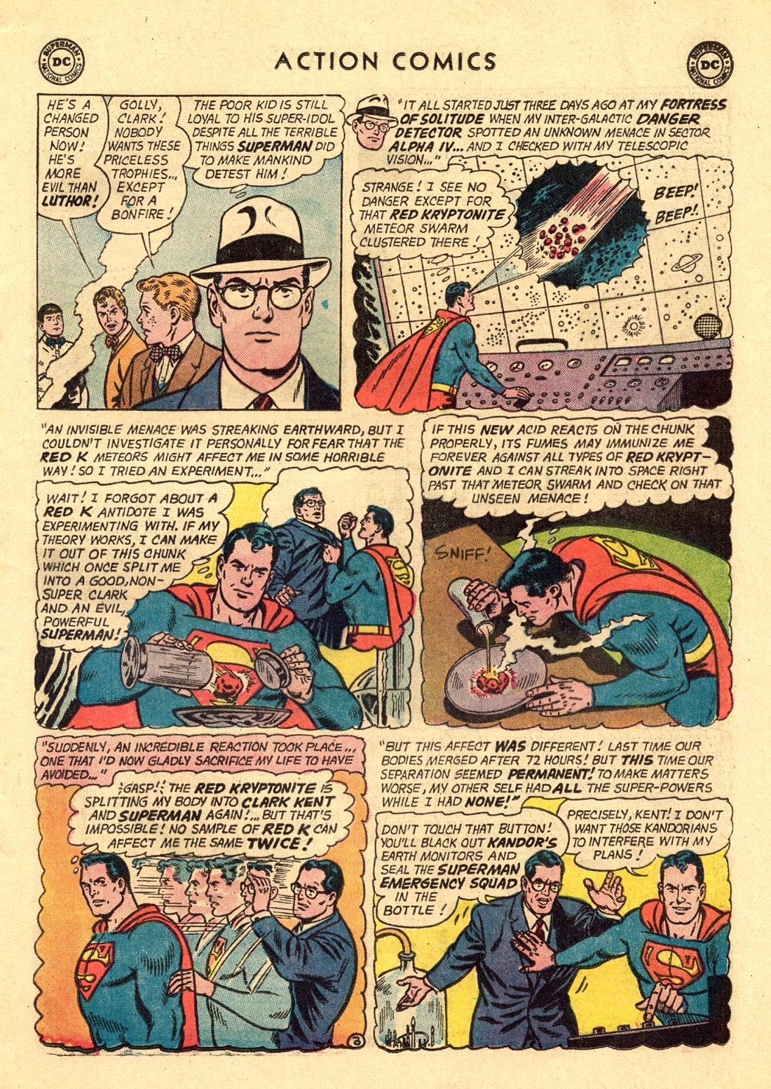 Read online Action Comics (1938) comic -  Issue #312 - 5