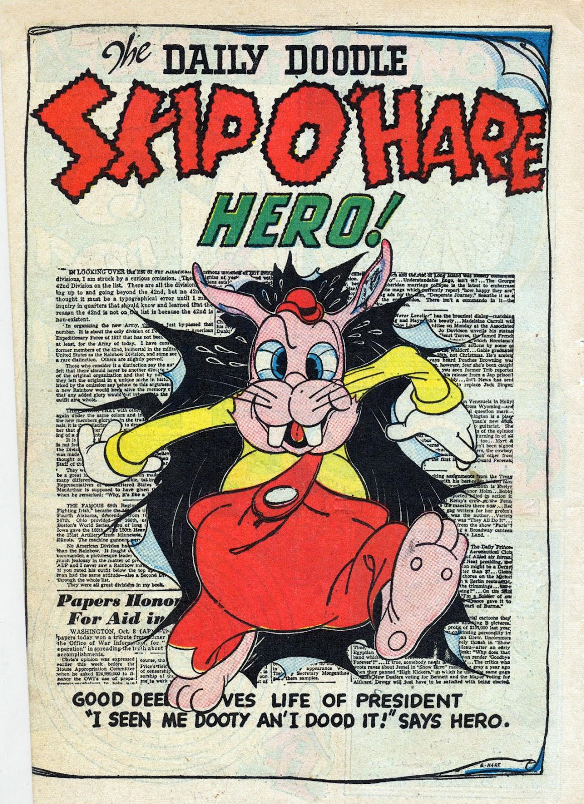 Read online Comedy Comics (1942) comic -  Issue #13 - 59