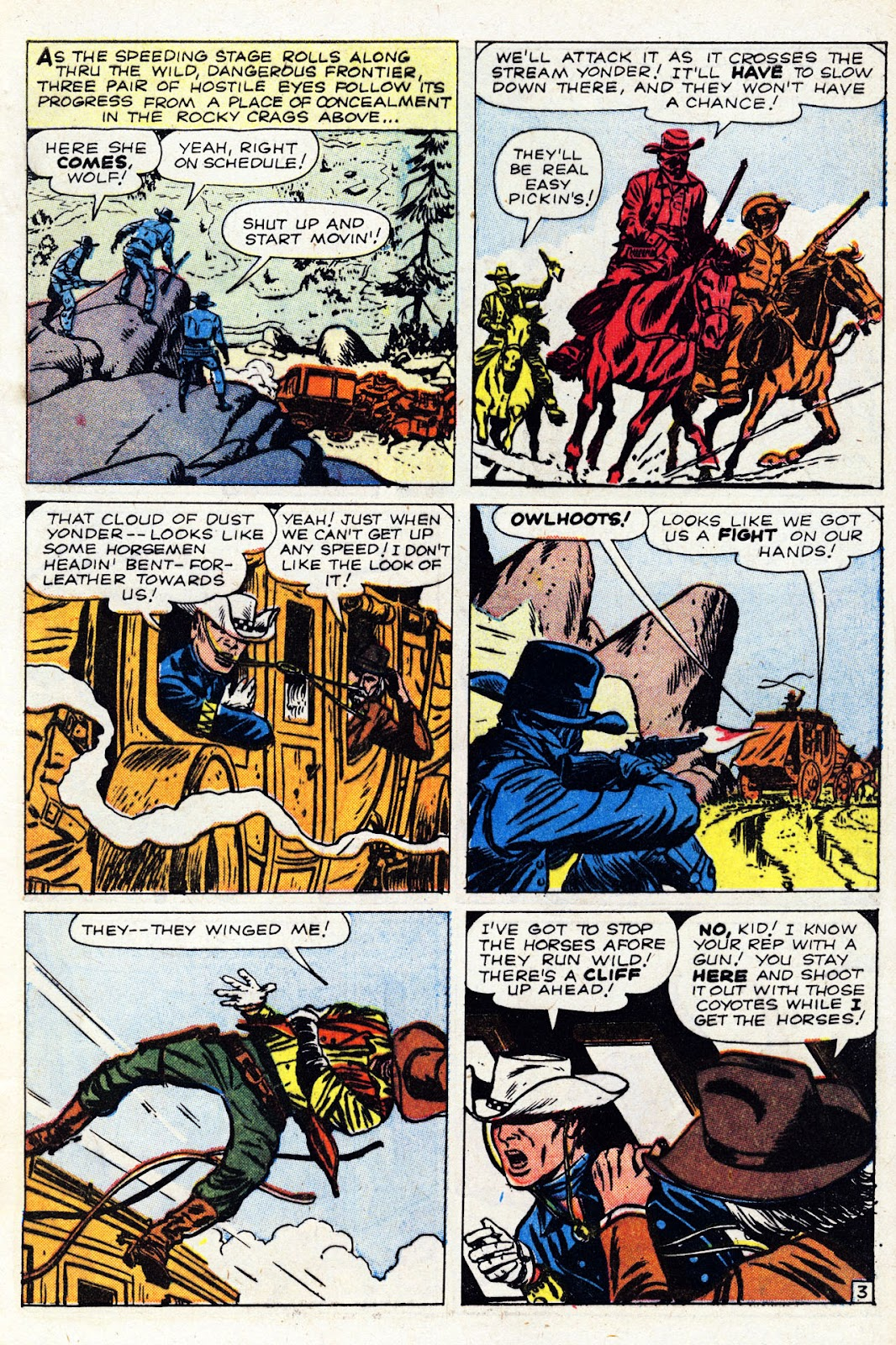 The Rawhide Kid (1955) issue 24 - Page 5