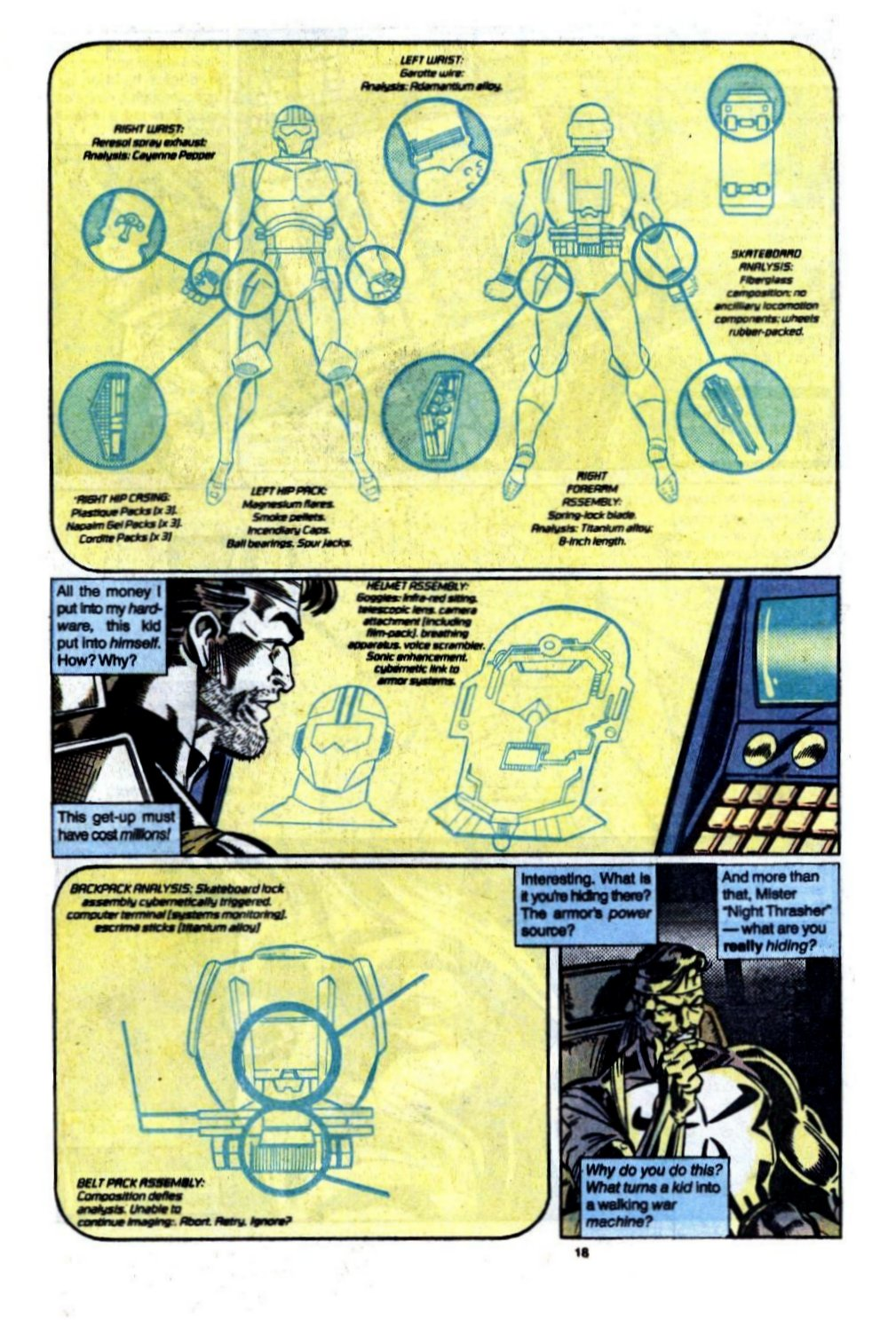 The New Warriors Issue #8 #12 - English 16