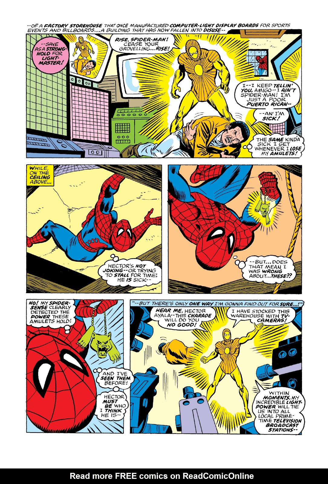 Read online Marvel Masterworks: The Spectacular Spider-Man comic -  Issue # TPB 2 (Part 1) - 93